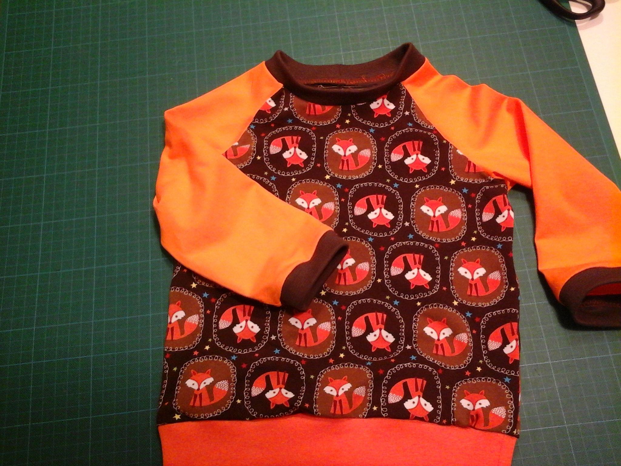 Kinder-Basicshirt - Kurs - tolles Modell von S.