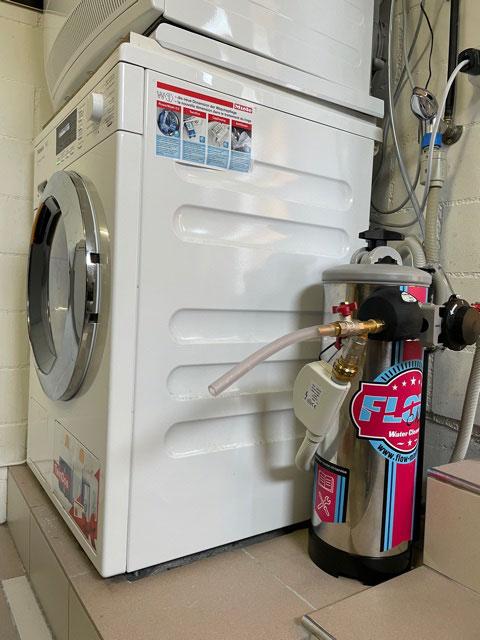 Kundenbeispiel Waschmaschine