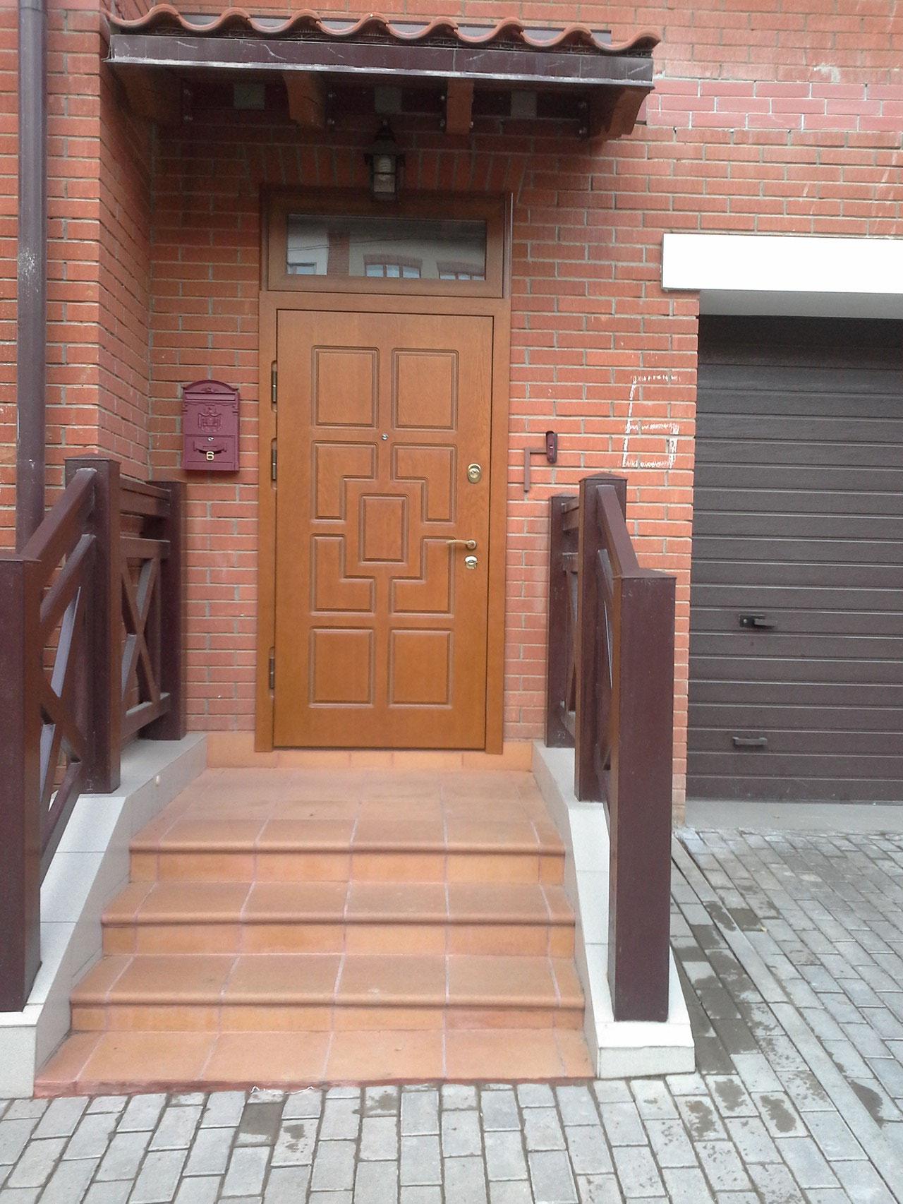 дверь серии МДФ Зеленоград,