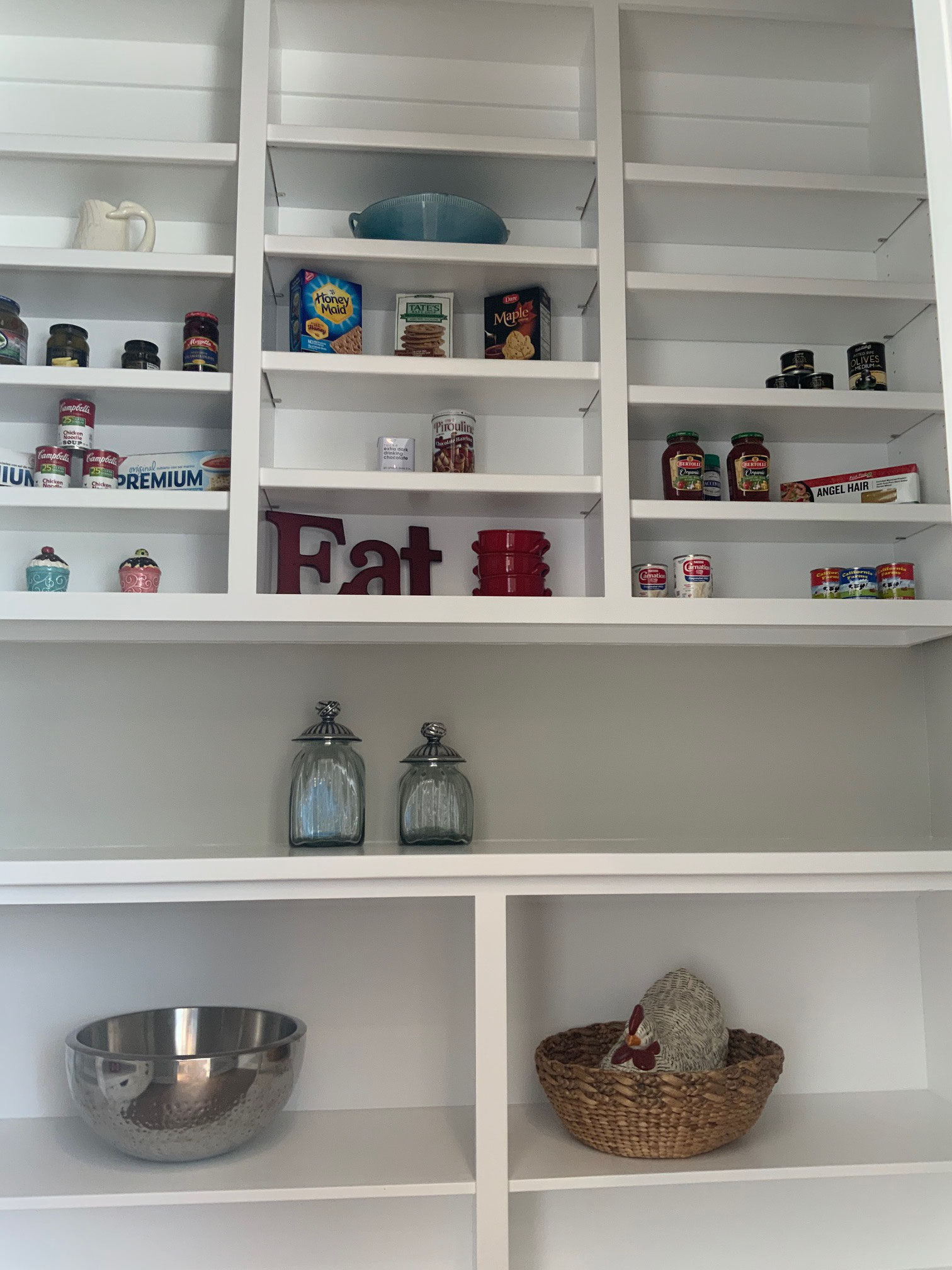 work-in pantry
