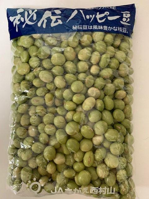 ハッピー秘伝豆