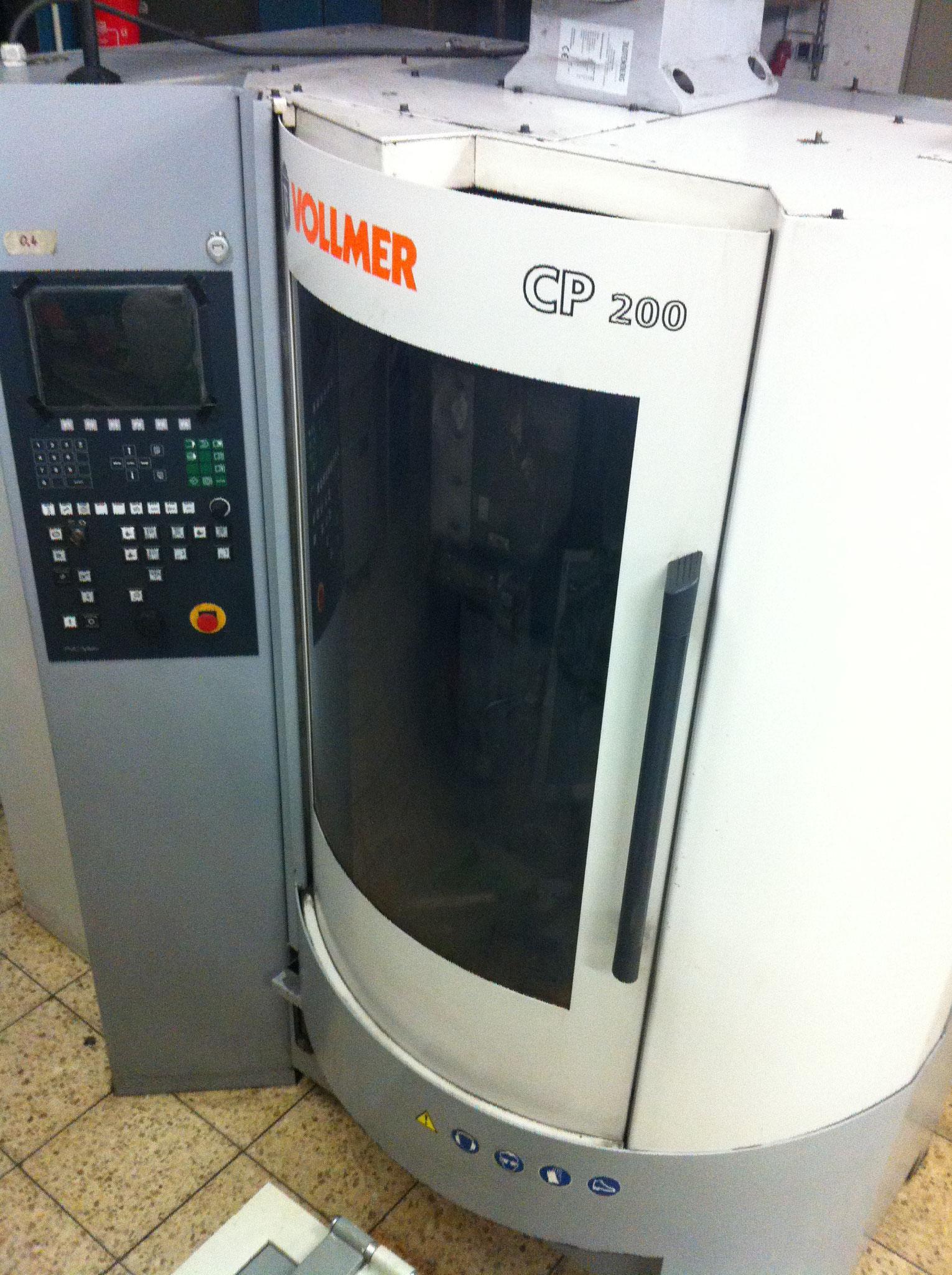 Vollmer HM Schleifmaschine