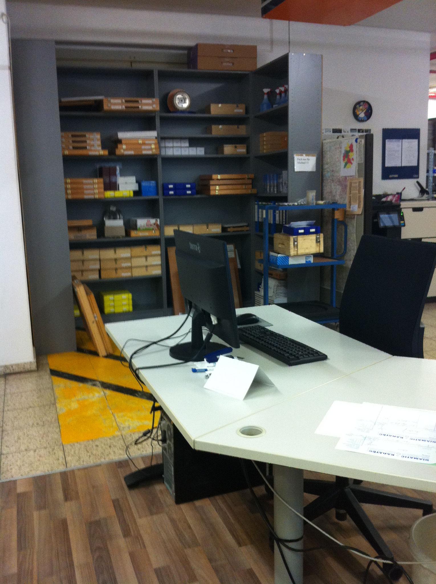 CAD Arbeitsvorbereitung