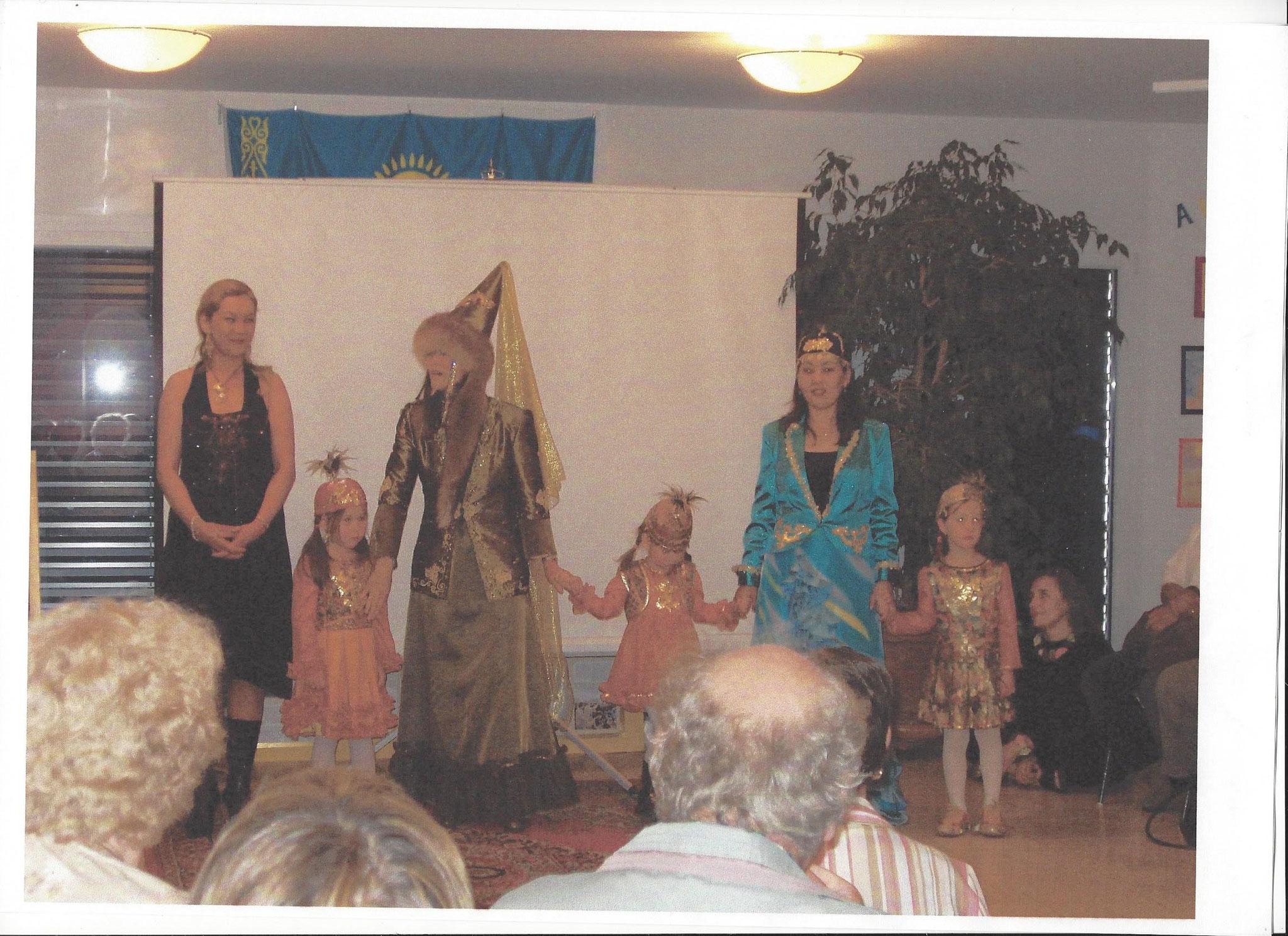 Kasachischer Tanz
