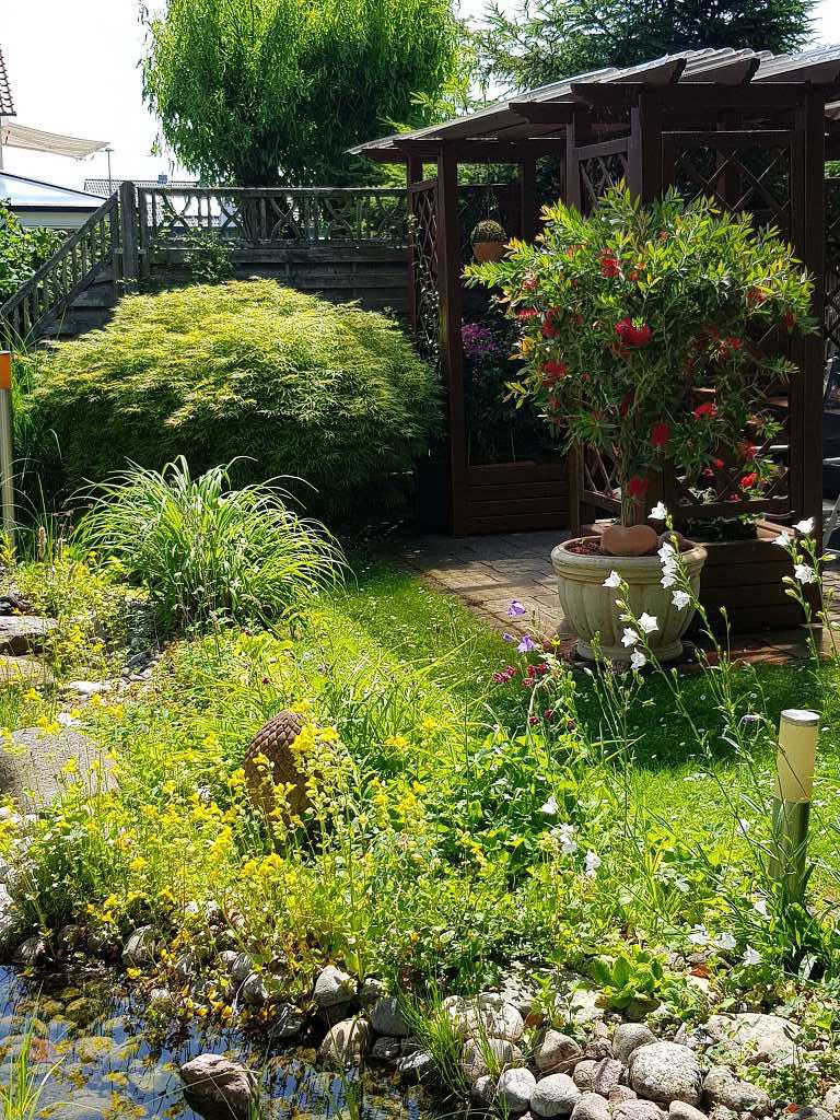 Unser Wohlfühlgarten