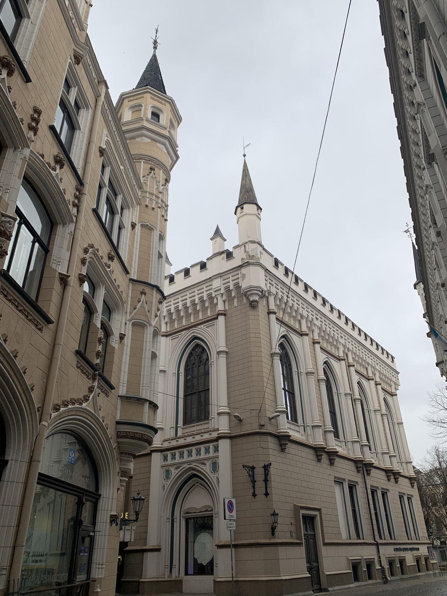 Sightseeing-Hotspots in Julias Einsatzstelle in Riga
