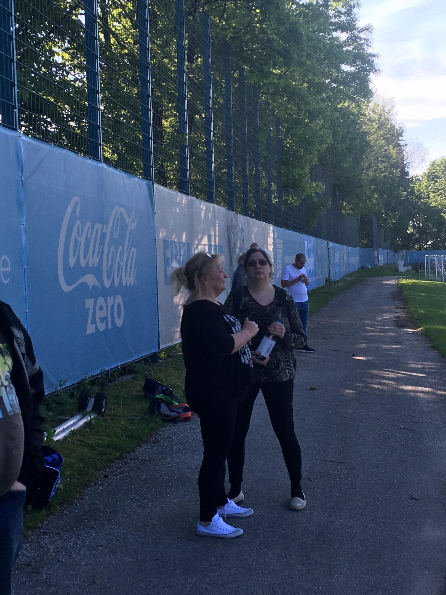 Training bei der U12 TSV 1860