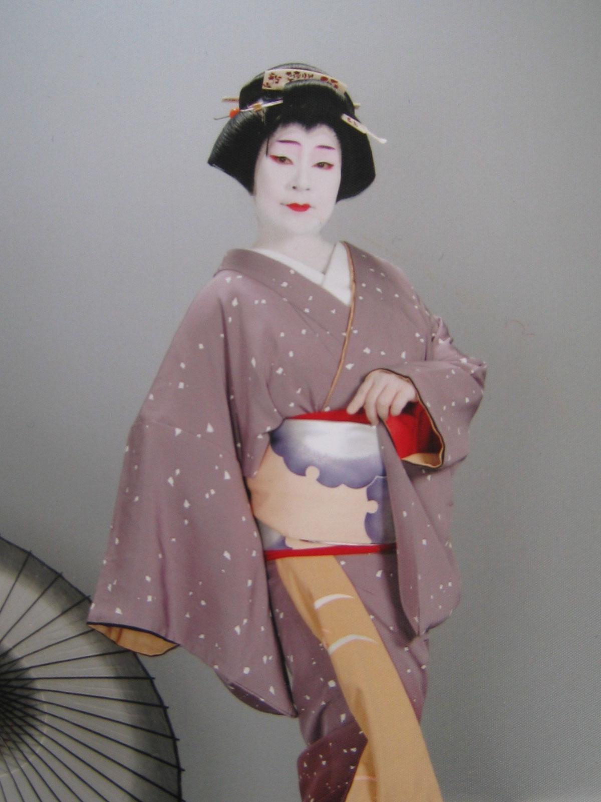 H24.11.18伊丹ホール 伊丹日本舞踊公演 雪の舞い