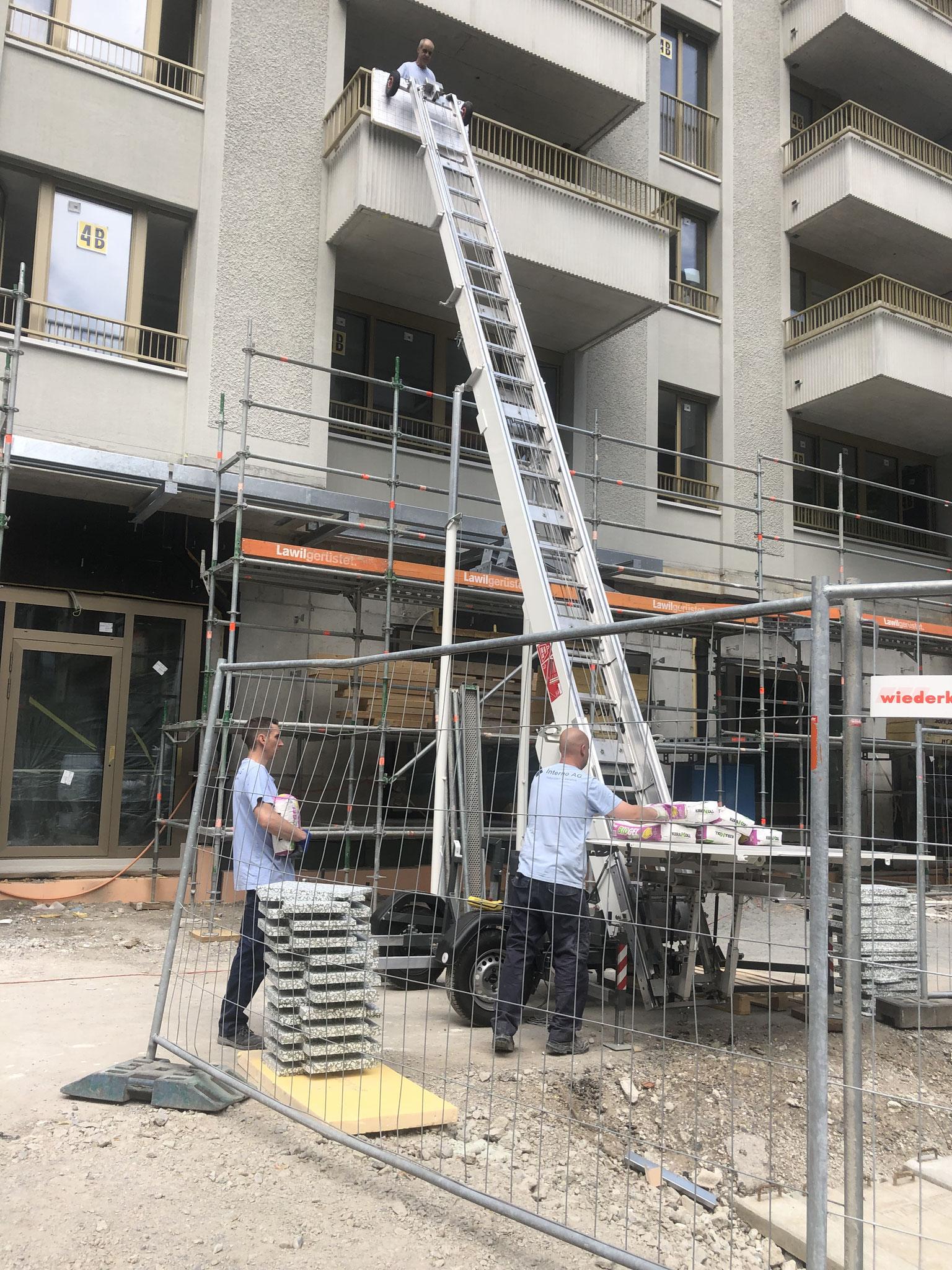 Baulift 2019