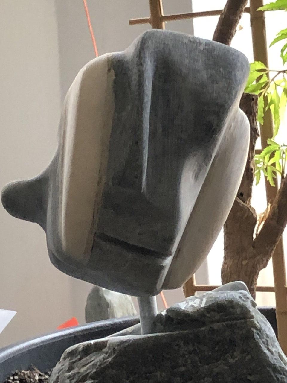 Sculpture by Floyd Kuptana