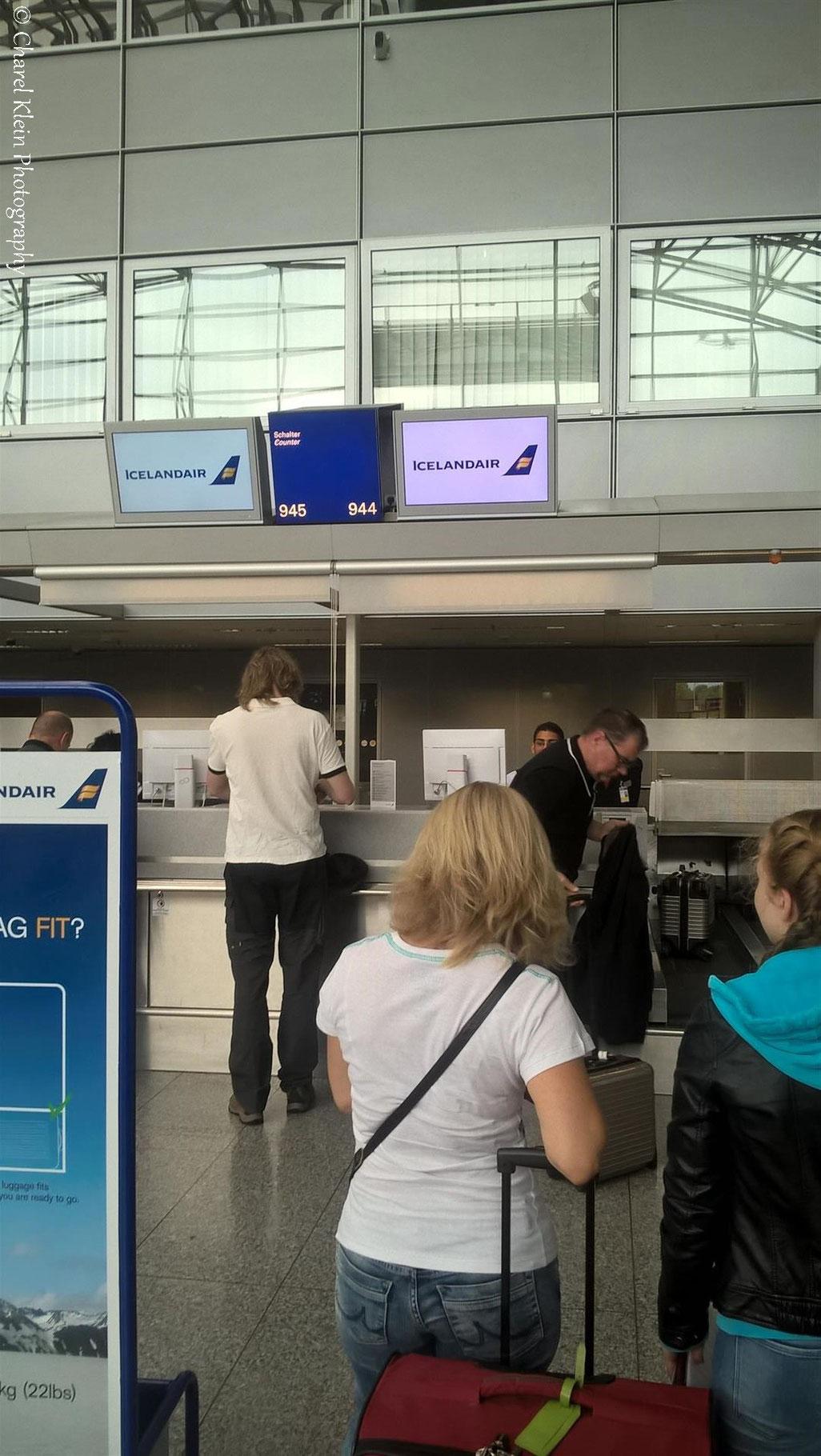 Start in Frankfurt