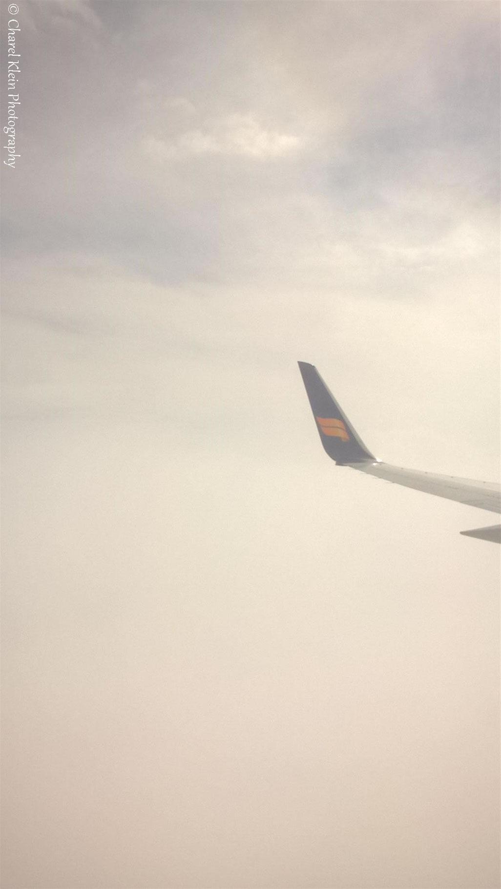 Flight Reykjavik - Akureyri