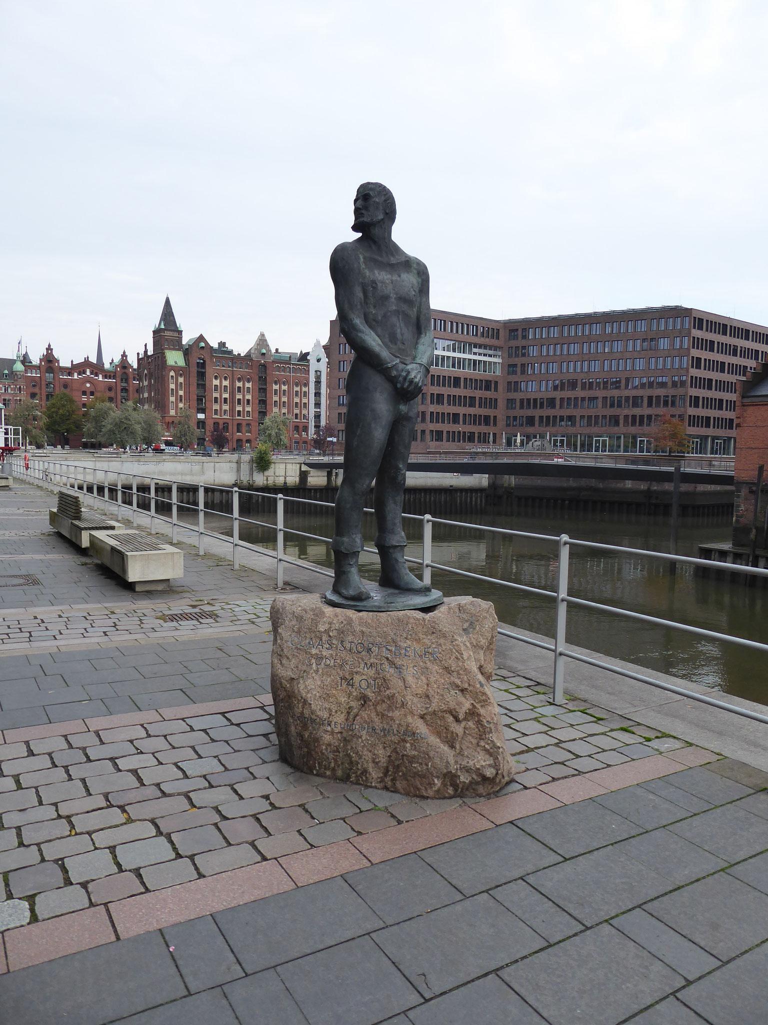 Störtebekerdenkmal Hamburg