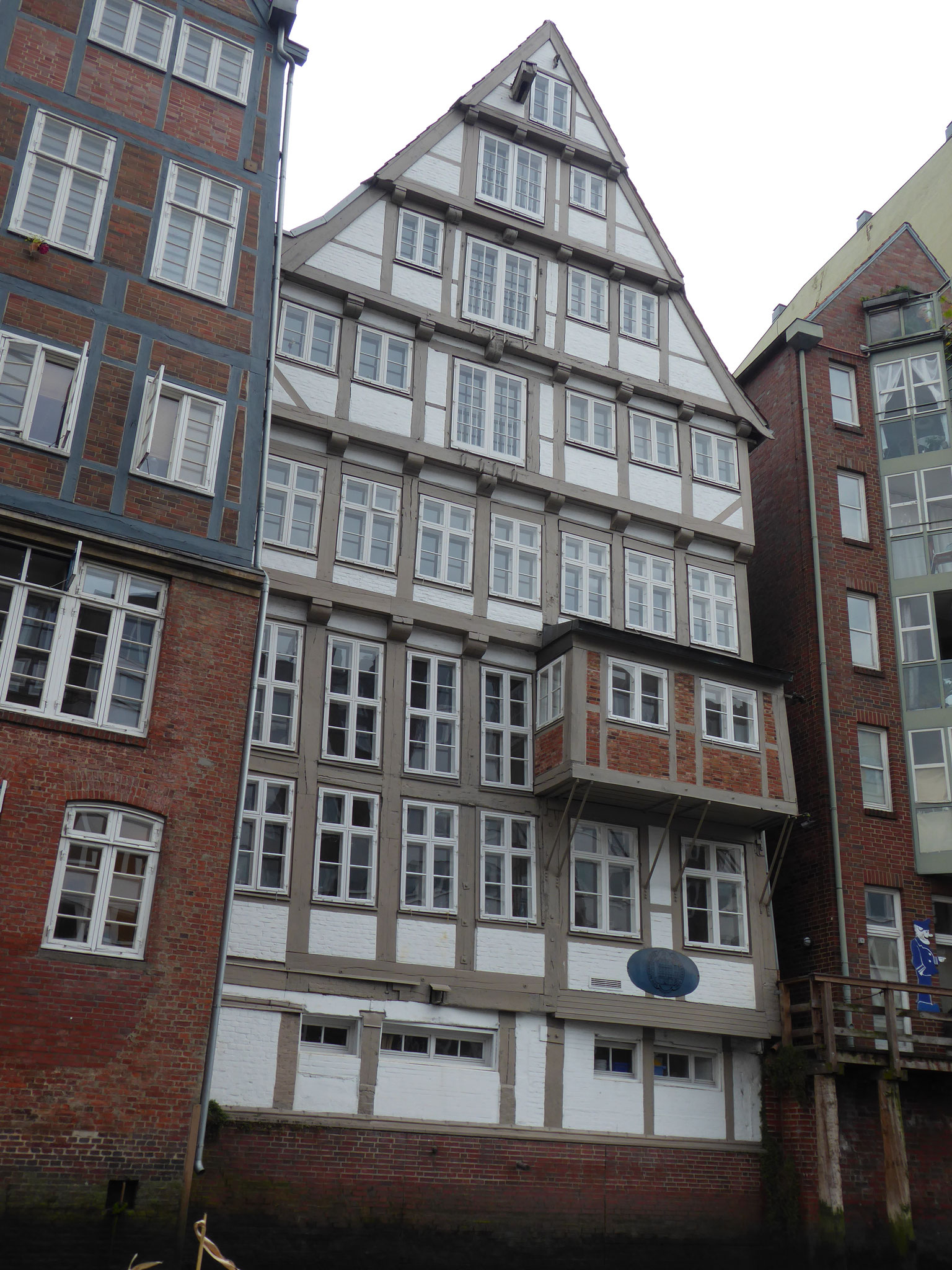 Hamburg, Deichstraße