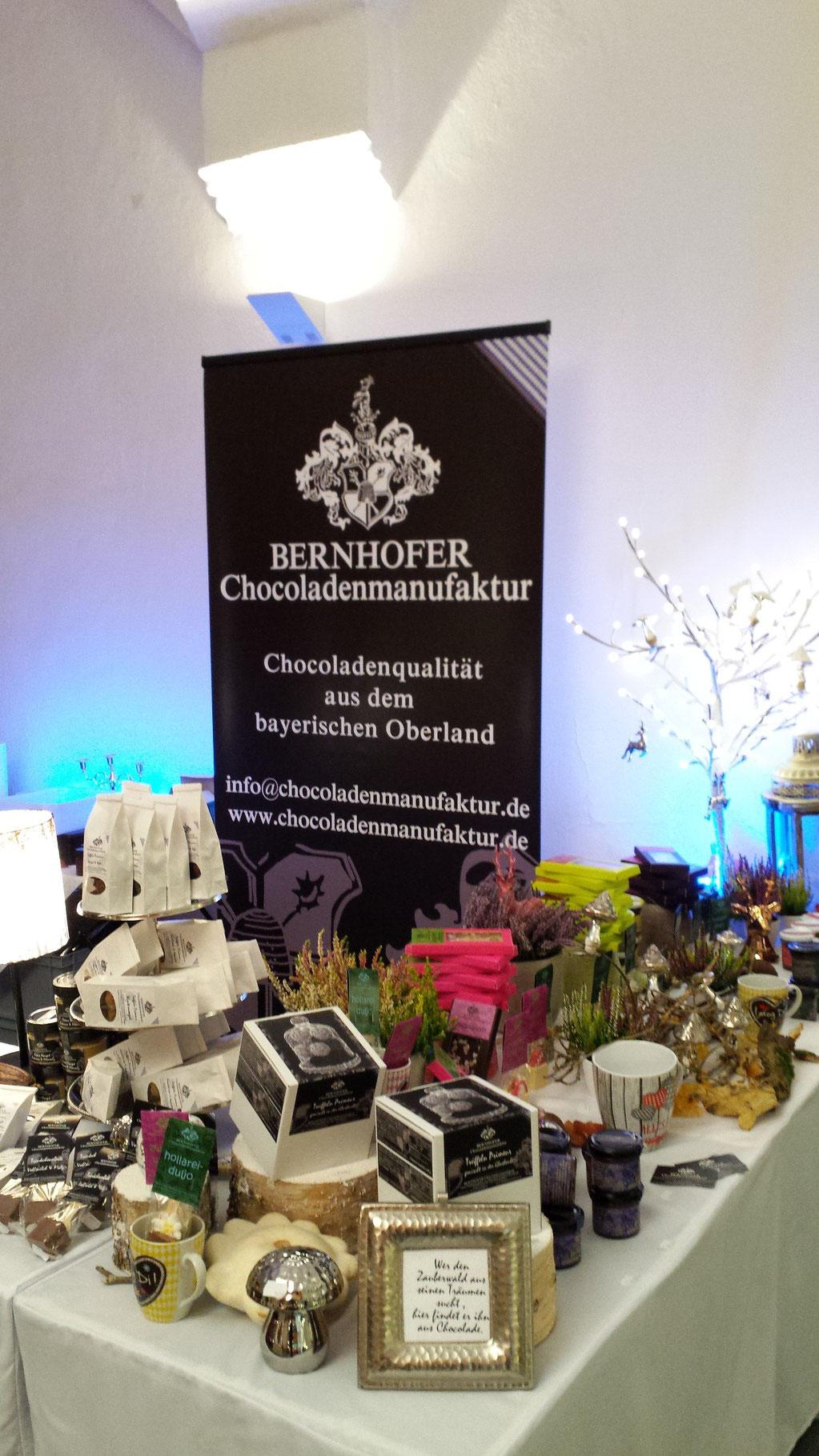 Markt der Sinne Herbst Praterinsel München - Oktober 15