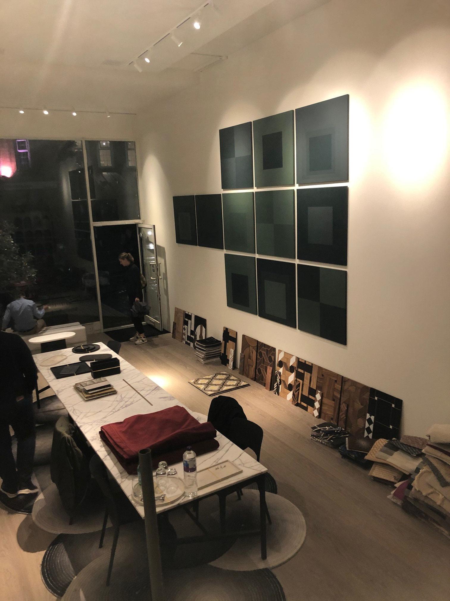 Showroom London (10 m lange Dielen)
