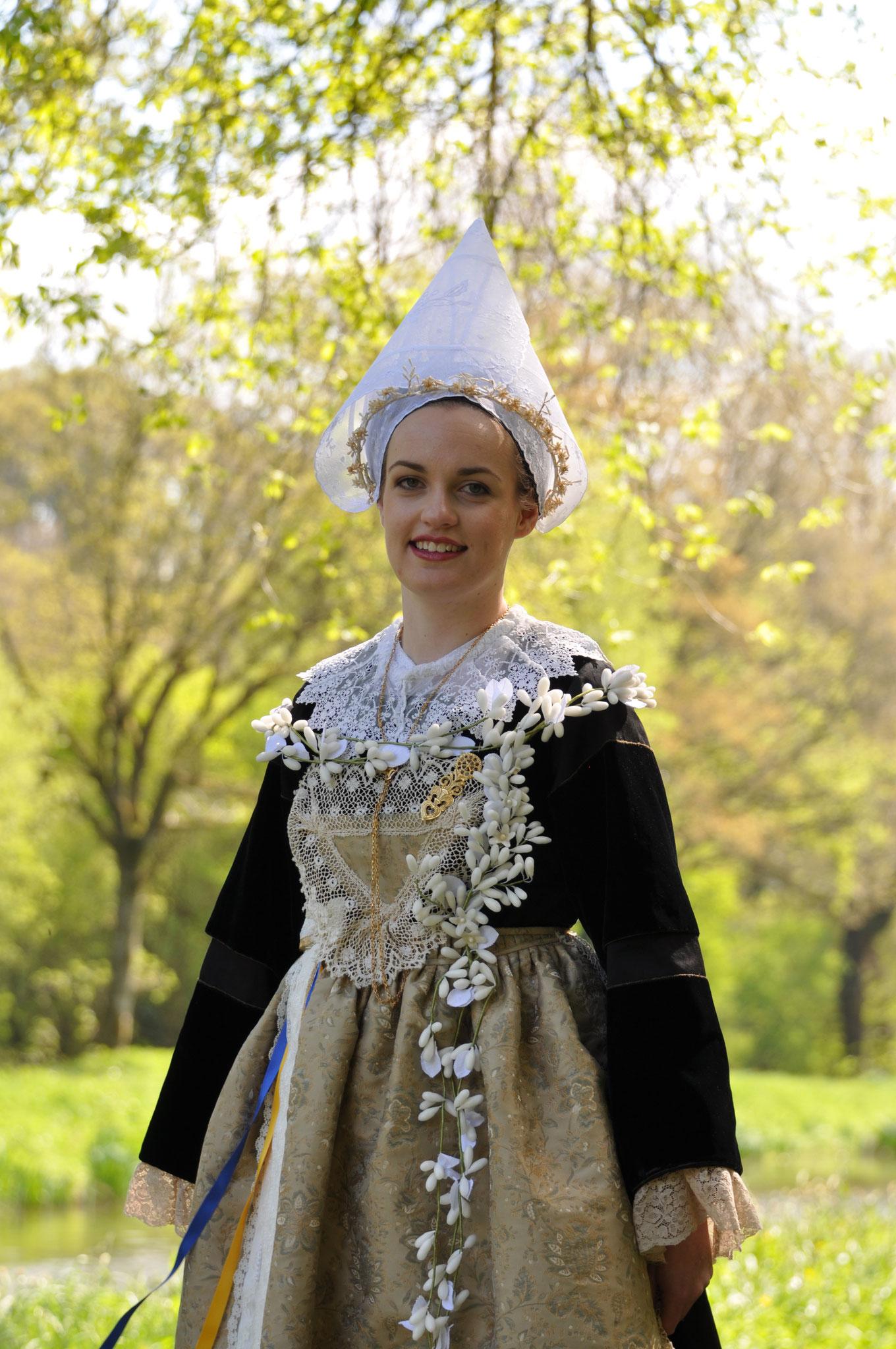 2016 - Nolwenn Peuron Reine de Cornouaille