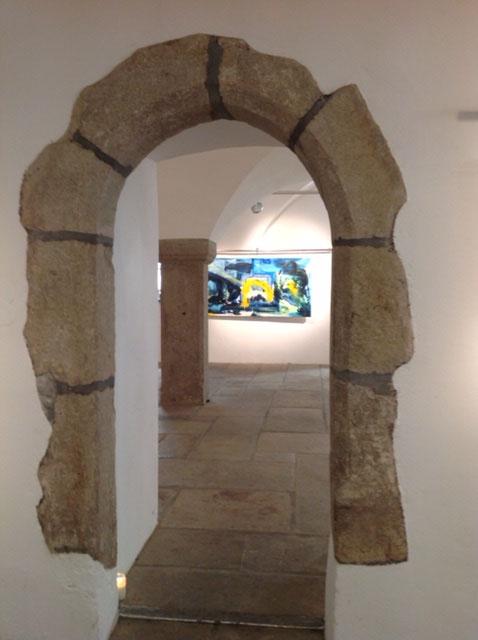 Ein Blatt im Wind, Ausstellung WGP Passau