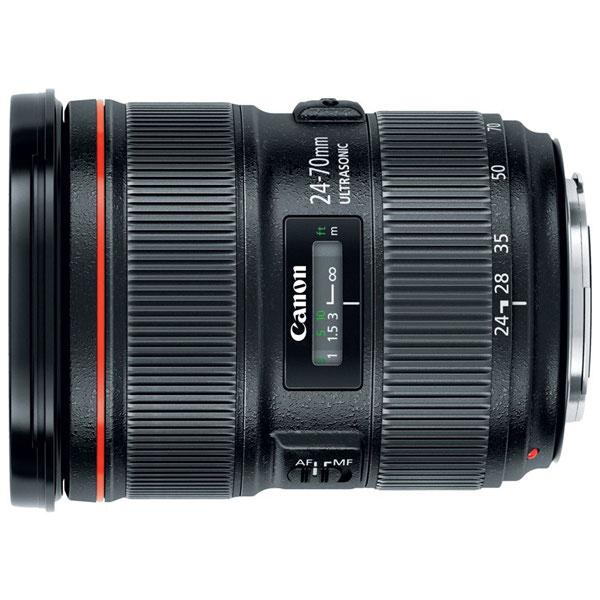 Canon L Serie Set EF Mount