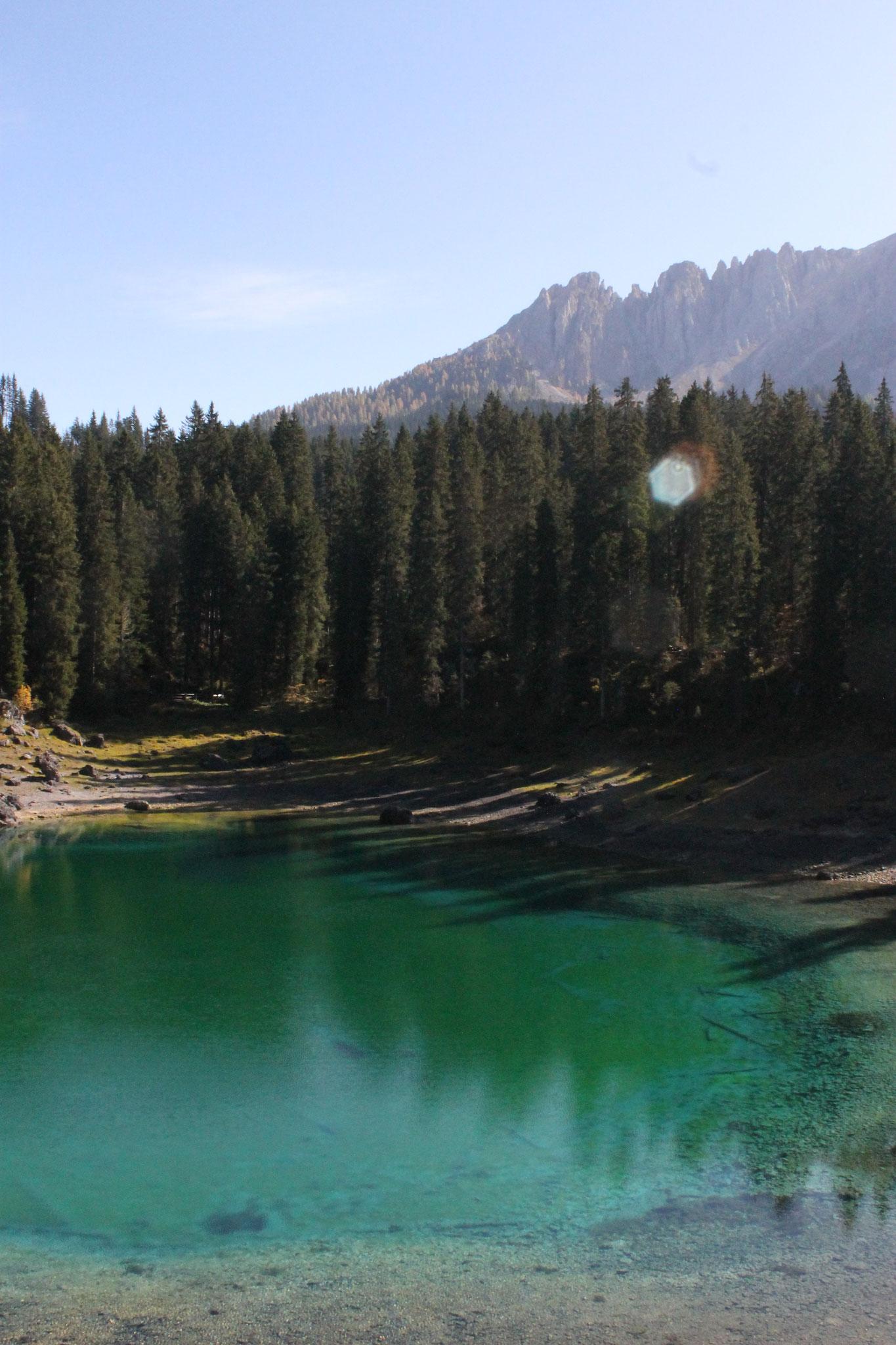 6. Lago di Carezza