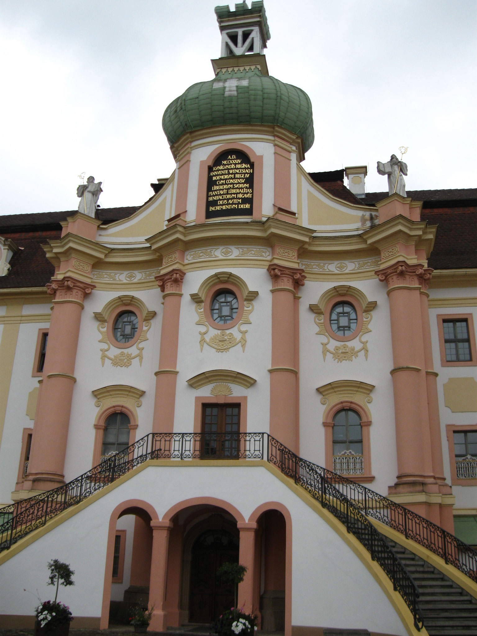 Klostereingang