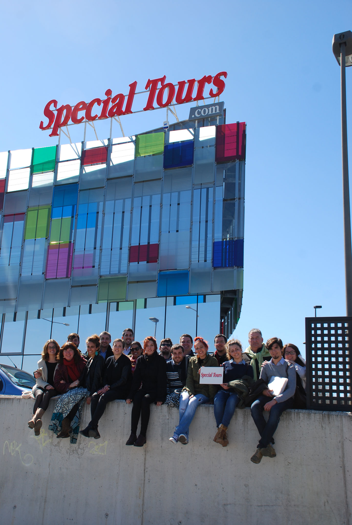 2016. Special Tours. Madrid