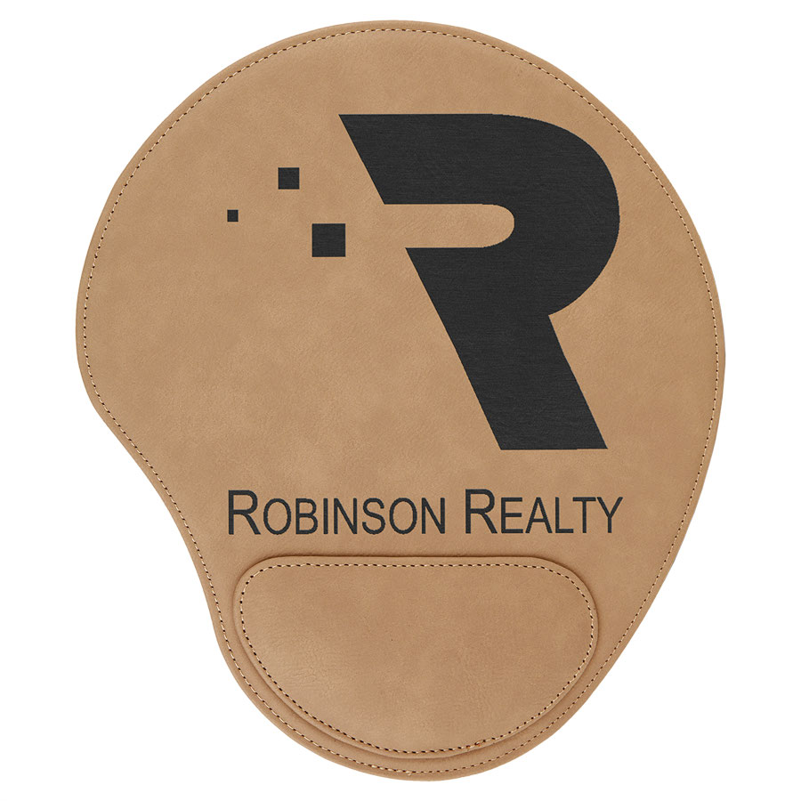 Light Brown Mousepad