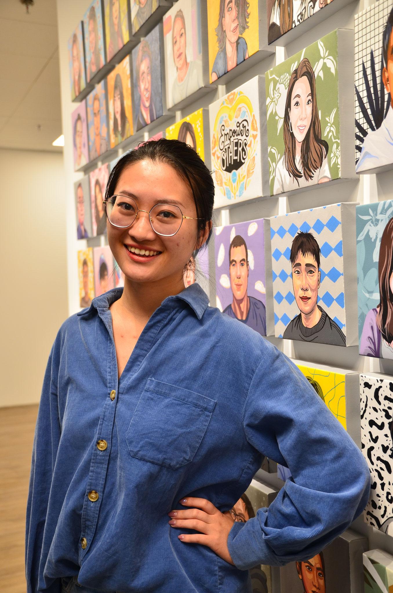 Marketing Lead, Canva China, Olivia Cheng