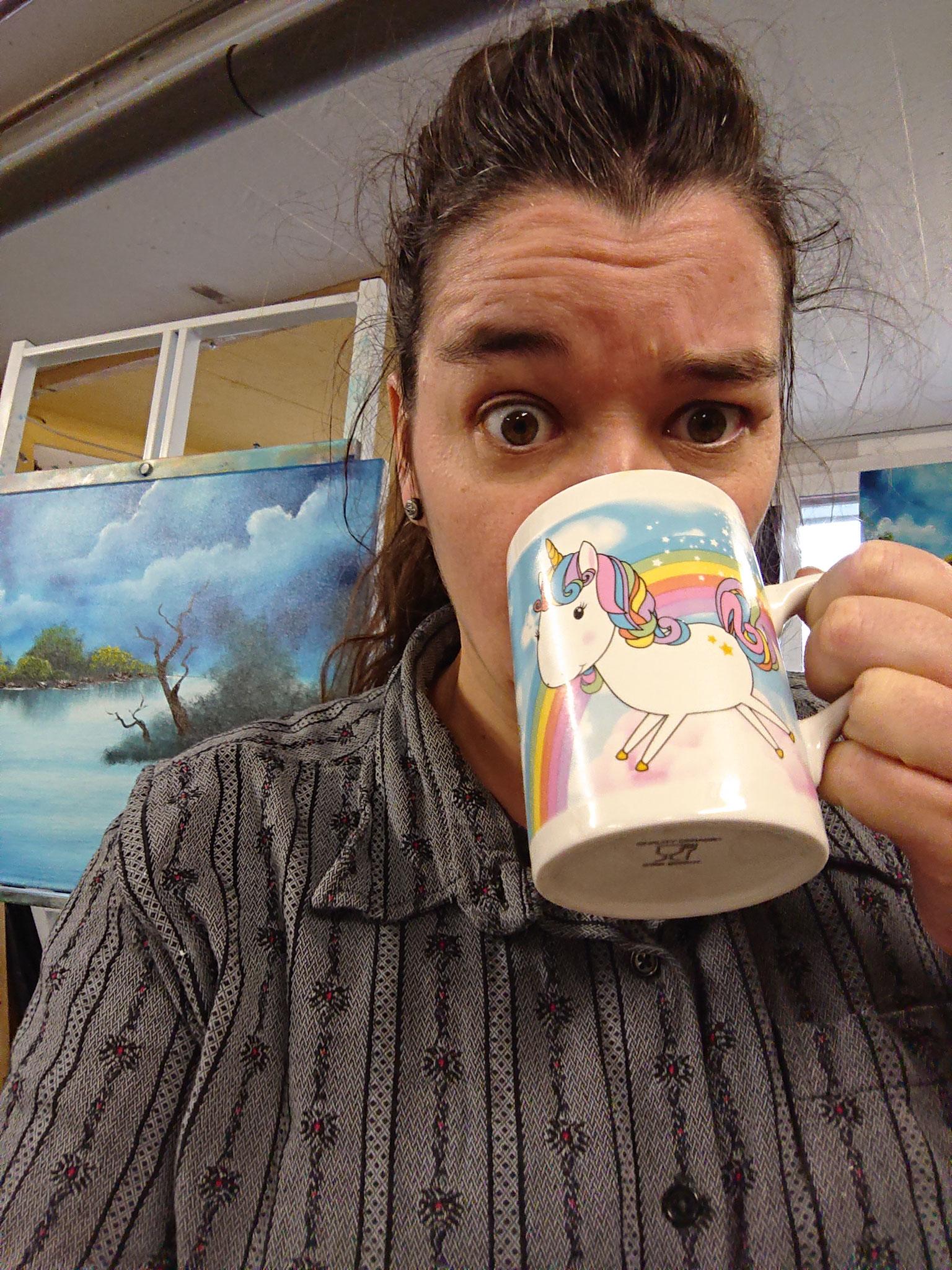 .. und zu allem... Tee!