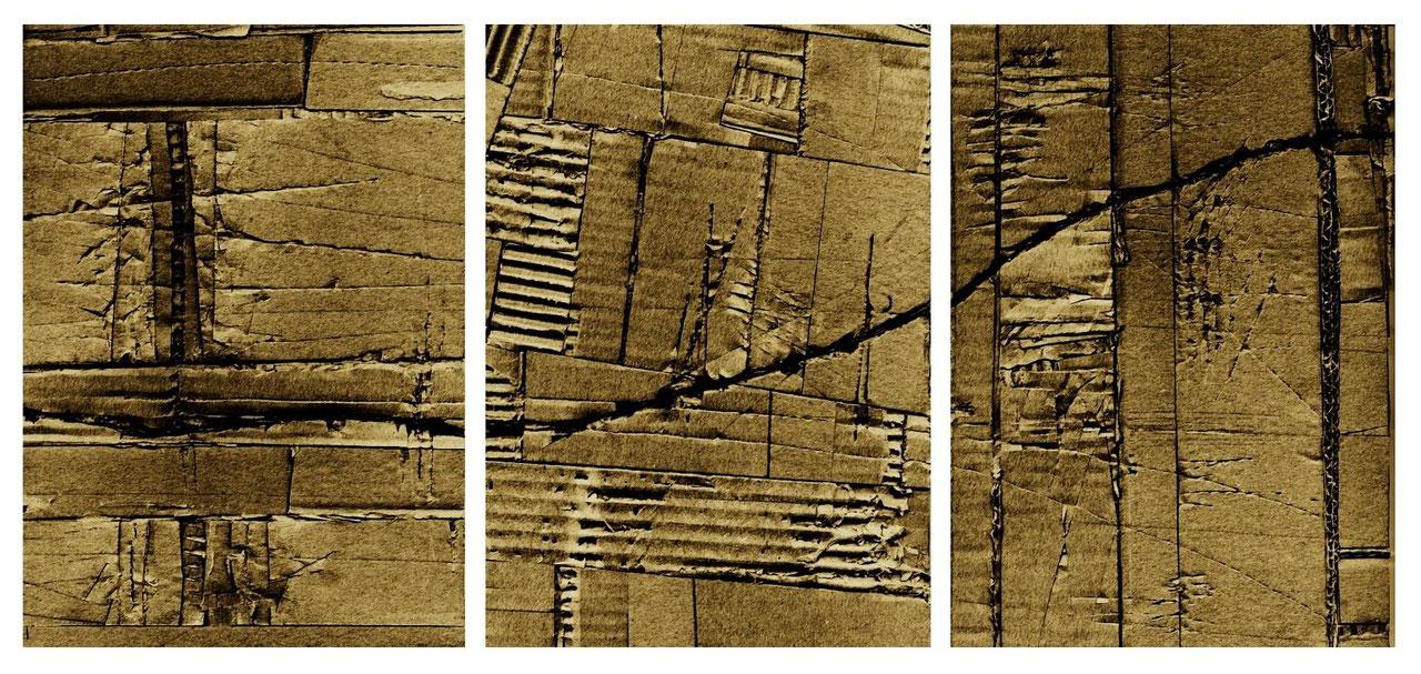 """""""urbanaurea: primo contatto"""" / AD012-01a / formati: originale [o] cm 63 x 30 - riproduzione ridotta [r] cm 35,5 x 19"""