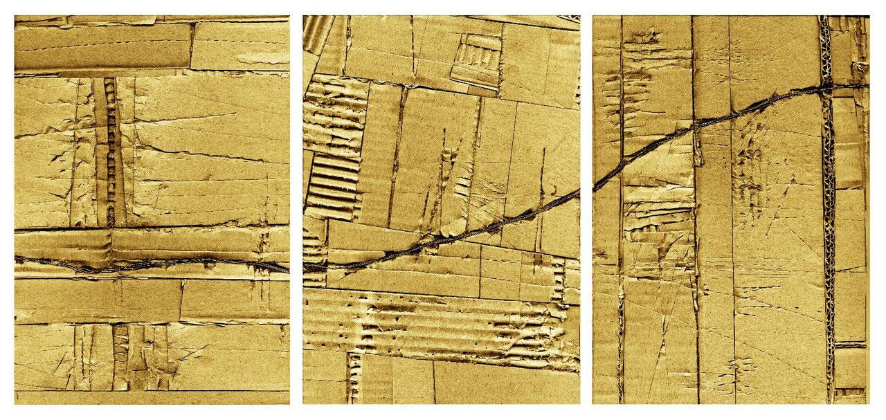 """""""urbanaurea: primo contatto - au"""" / AD012-01b / formati: originale [o] cm 63 x 30 - riproduzione ridotta [r] cm 35,5 x 19"""