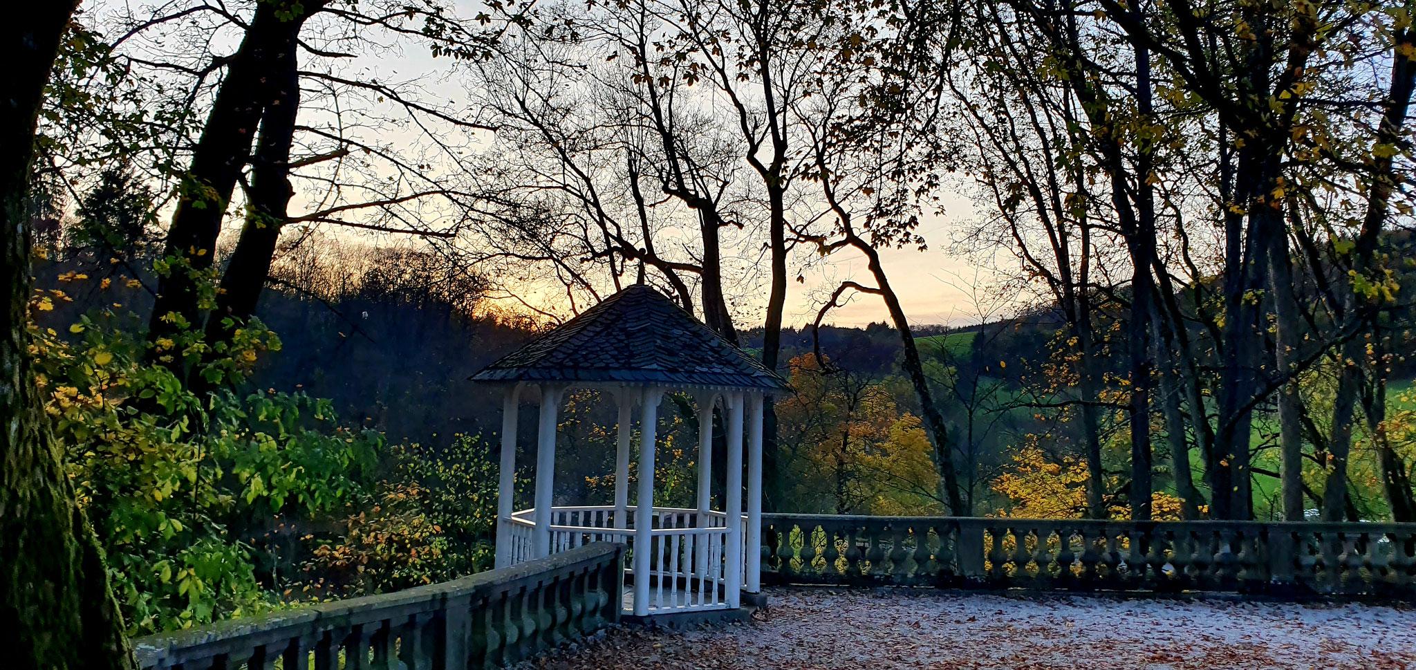 Schlosspark in 150m Nähe