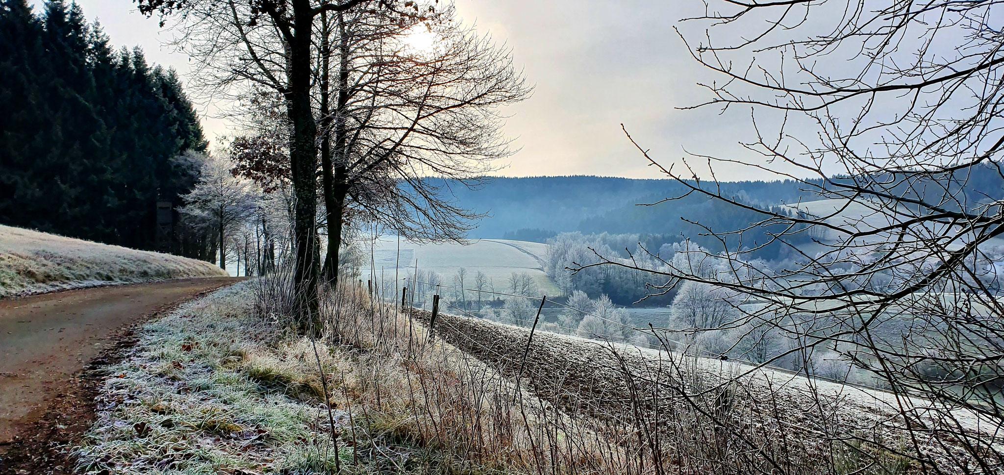 Eisernde Balde - Ortsteil von Erndtebrück