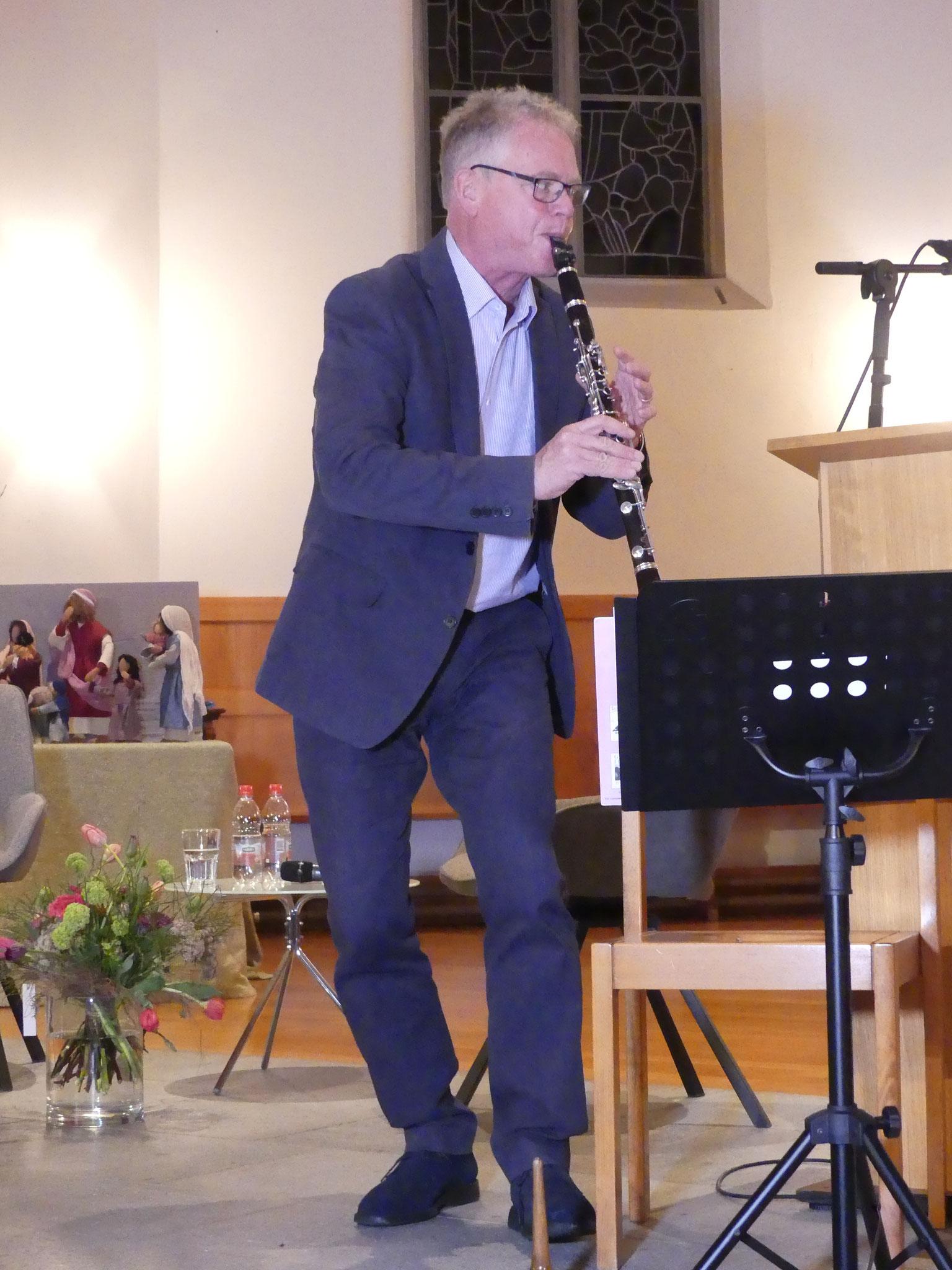 Pfarrer Andreas Pauli