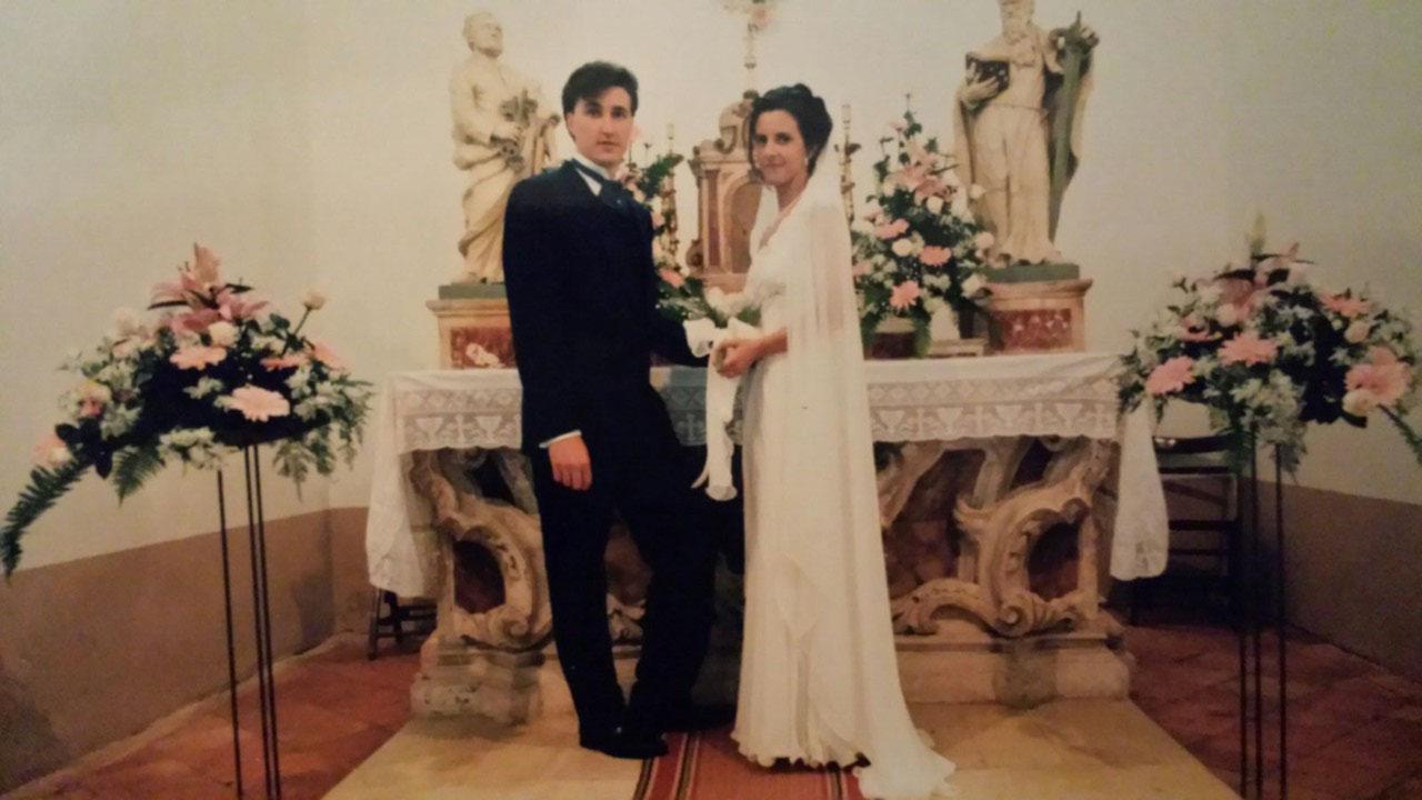 Ivana e Luca, 24 Agosto 1996