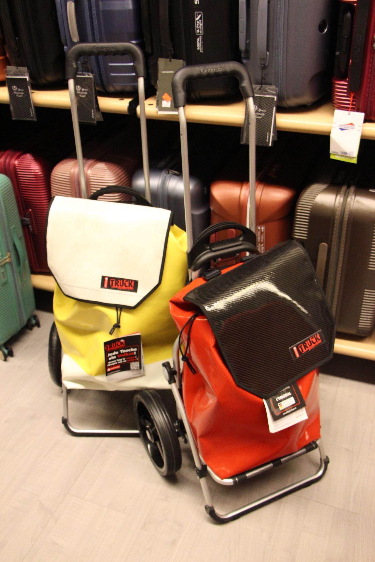 Andersen Einkaufswägen verschiedene Modelle