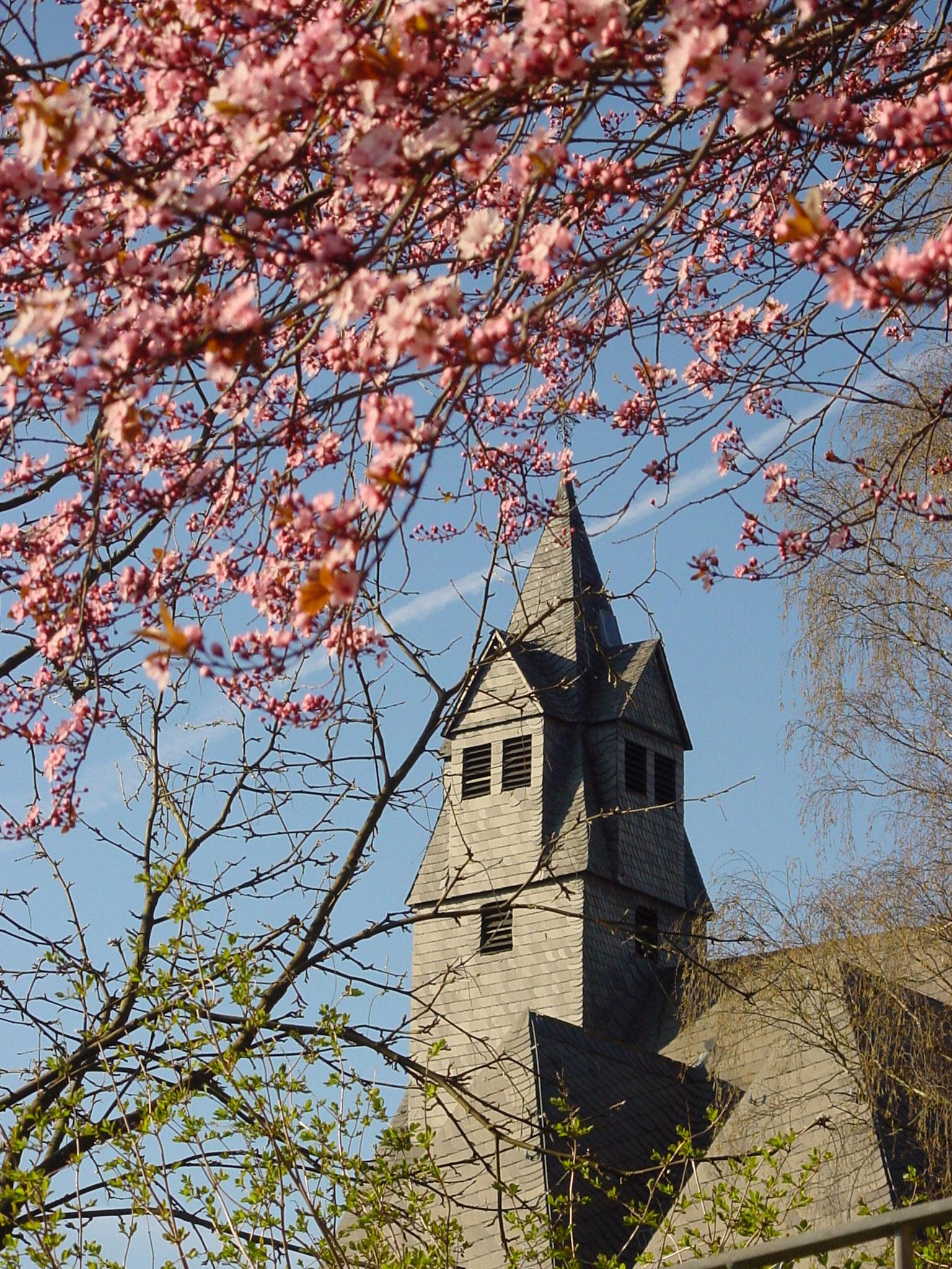 Kirche Cappel I Bildquelle: Pfr. Wolf Glänzer