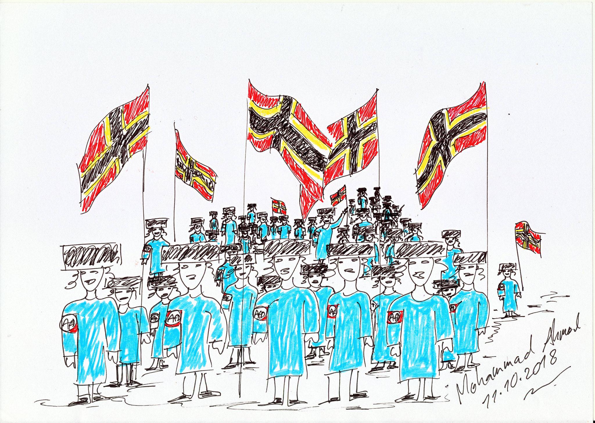 Die neue Vereinigung der Juden in der AfD