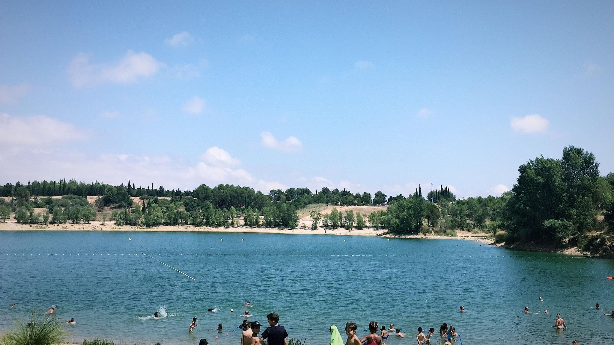 Lac du Crès