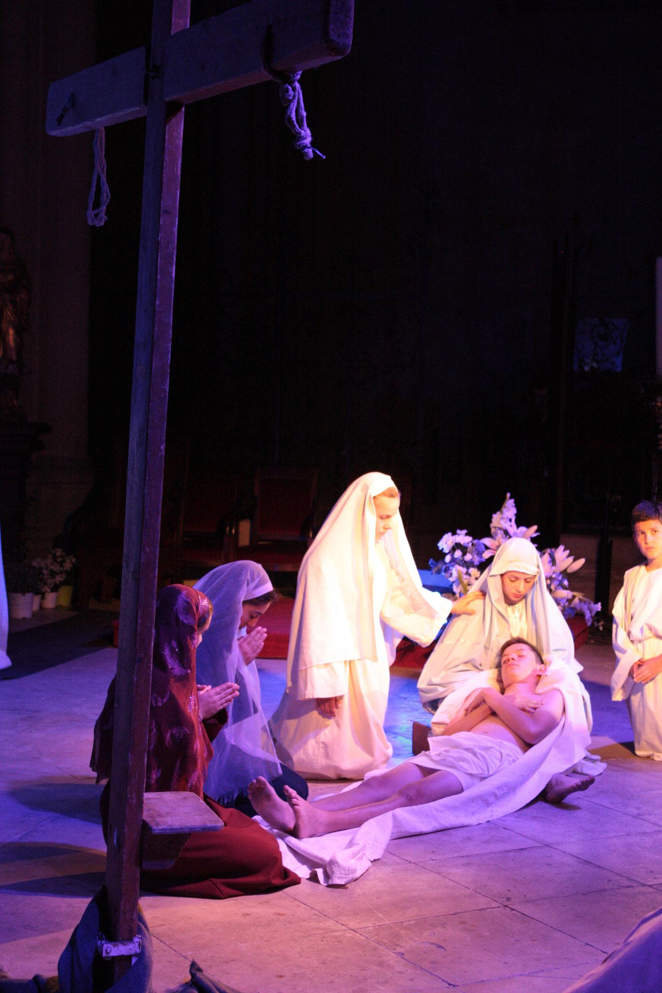 Notre Dame des Douleurs - photo JDR