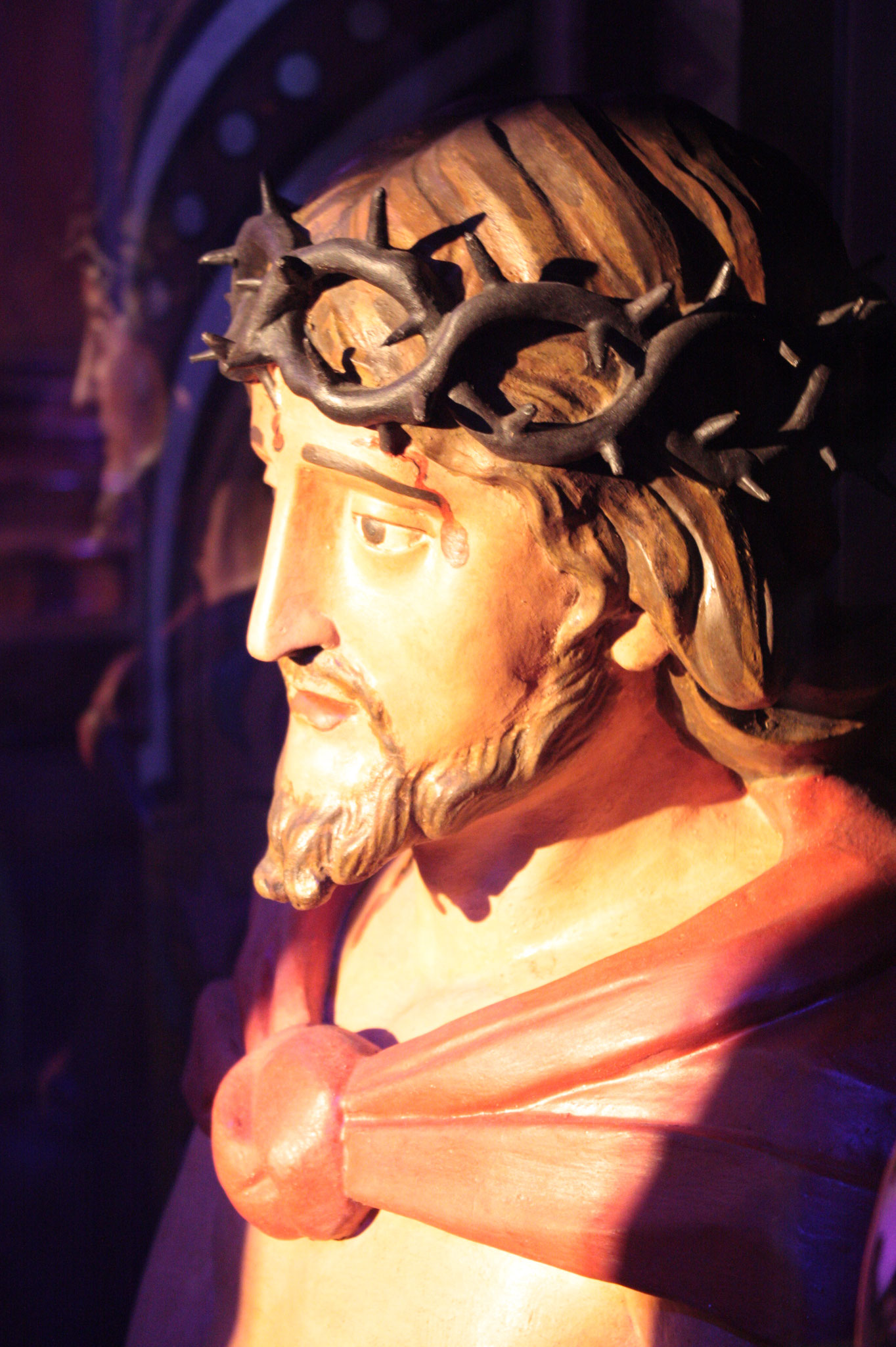 Le Christ - (c) JDR