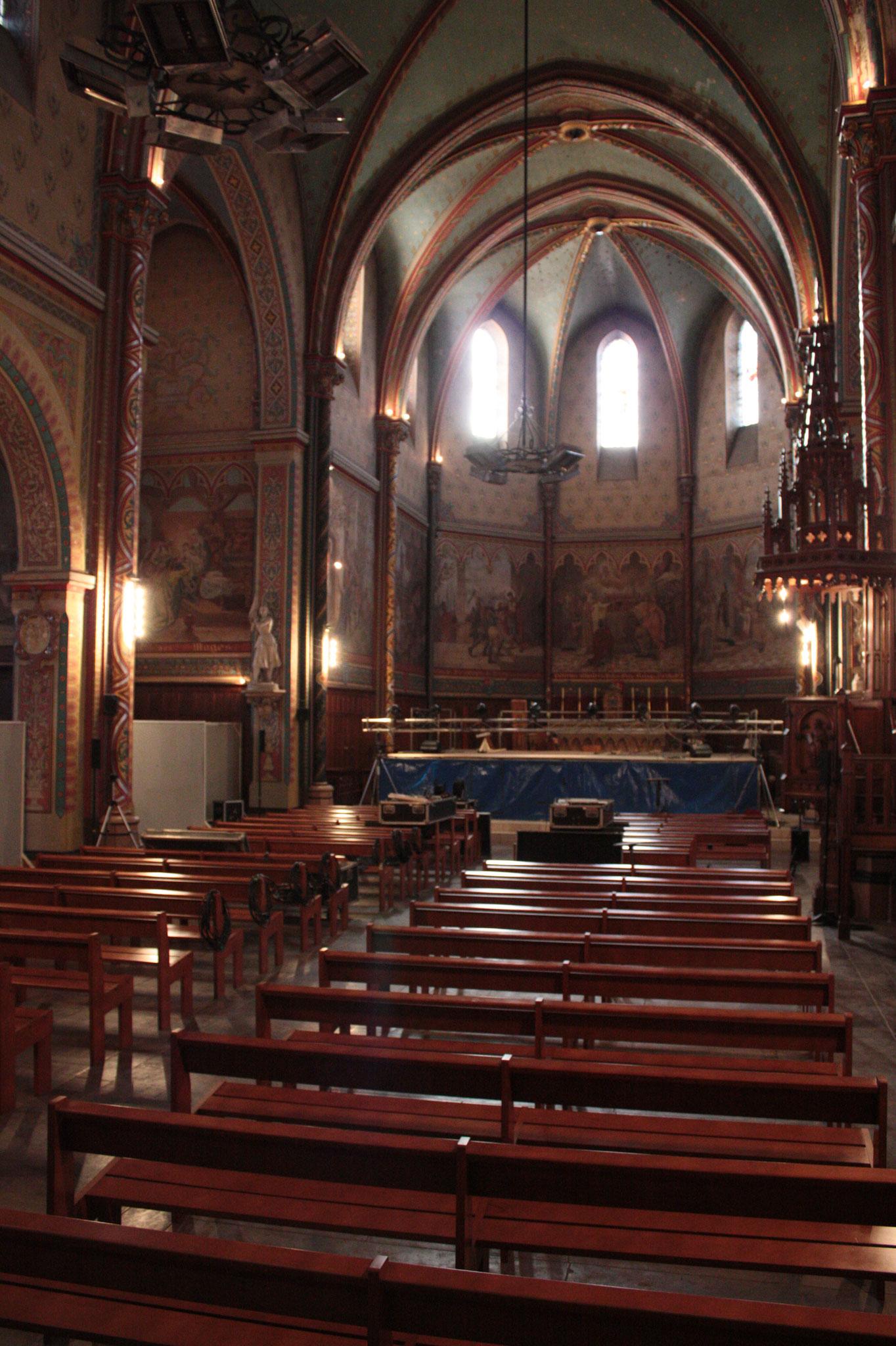 L'église - (c) JDR
