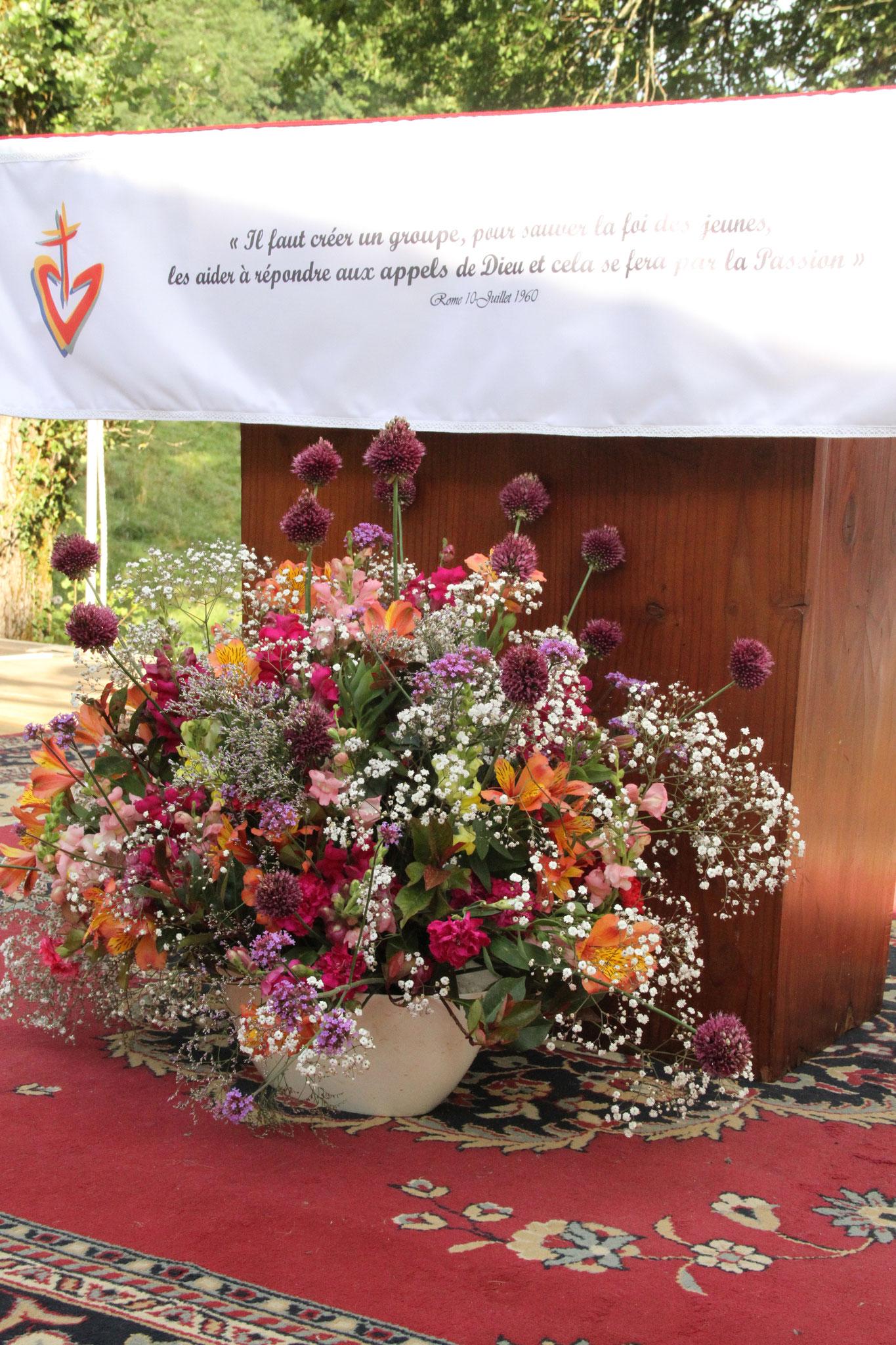 L'autel (c)JDR