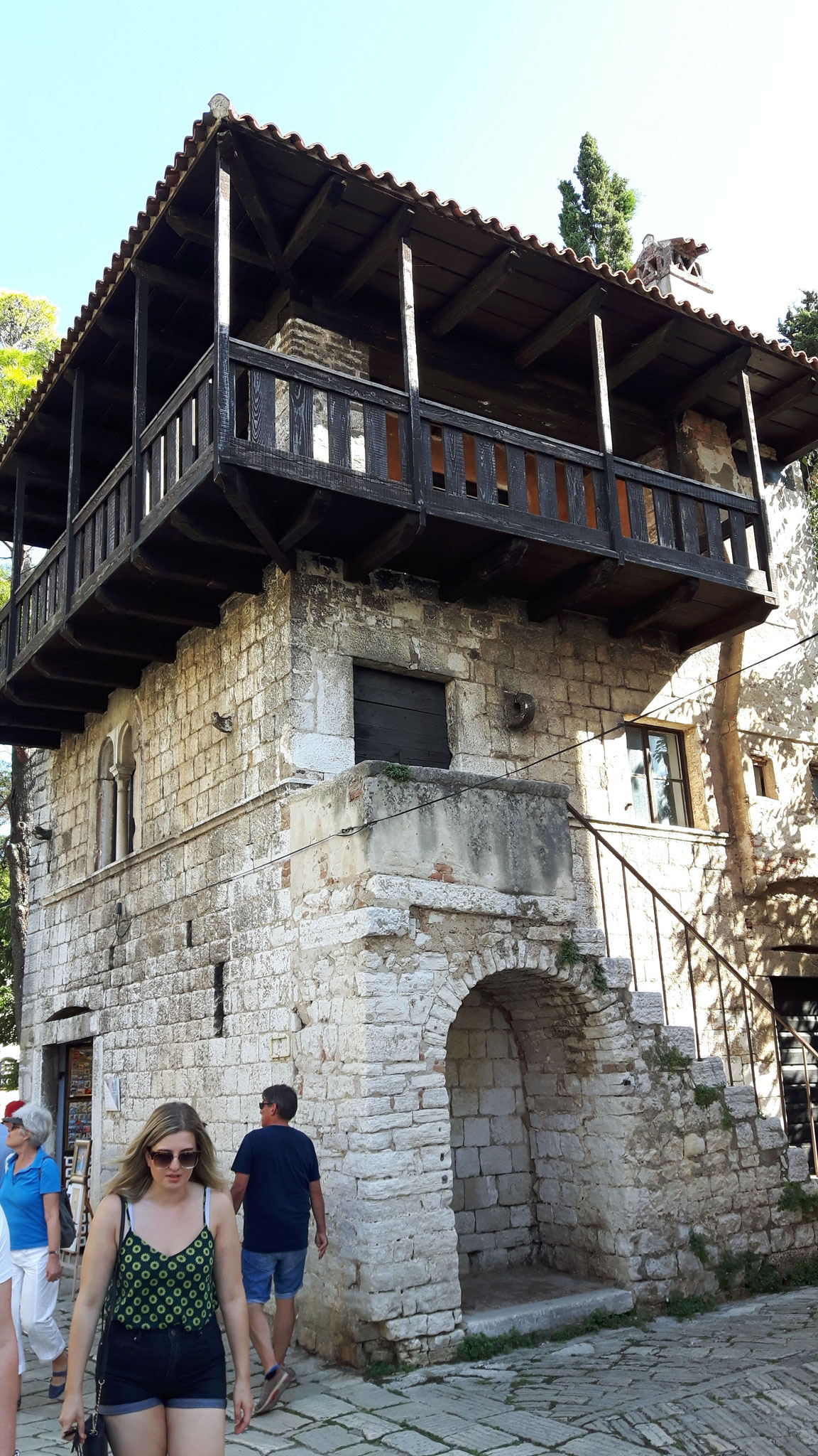 Romanisches Haus aus dem 13.Jahrhundert