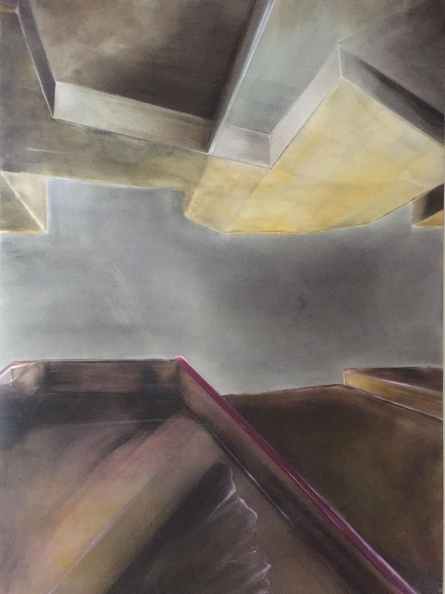 Lichtfeld 2020 / 150x100 cm Öl