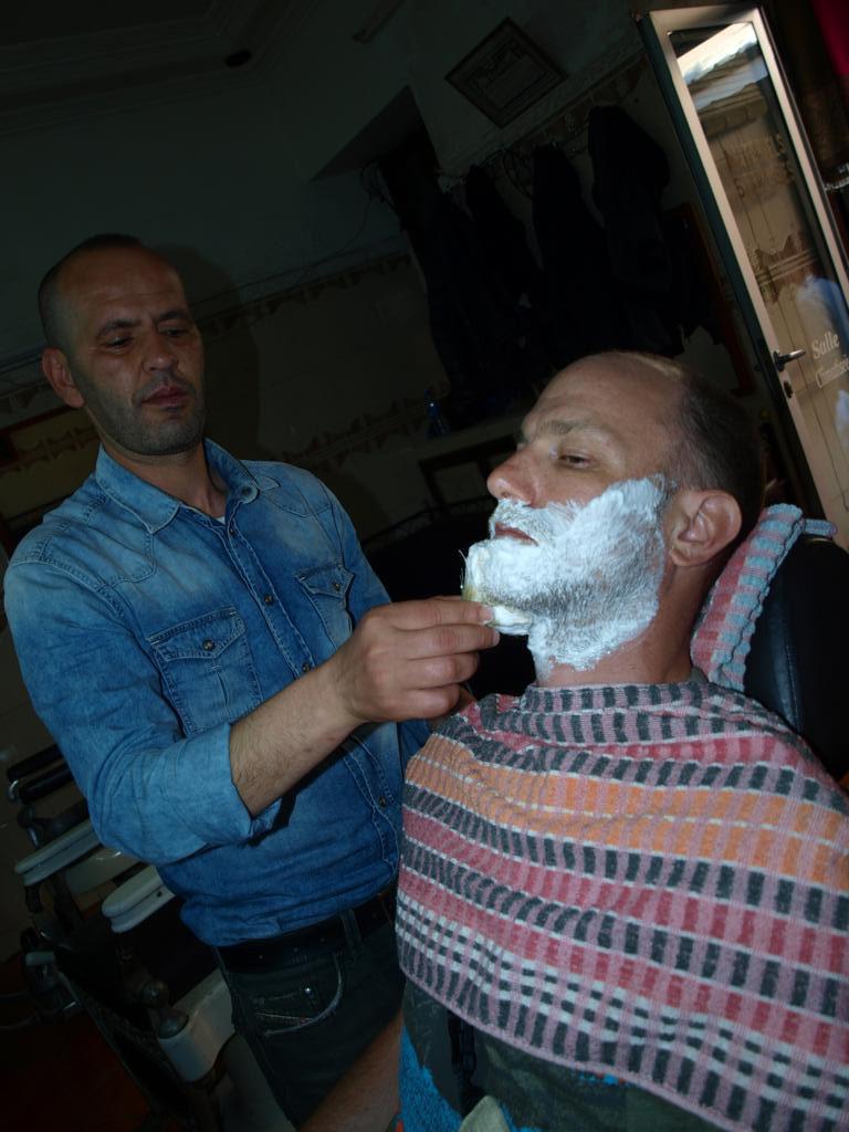 LE Barbier...