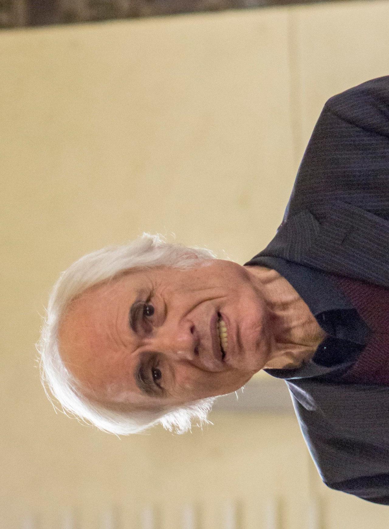 Tigran Mansurian in Frankfurt, November 2015