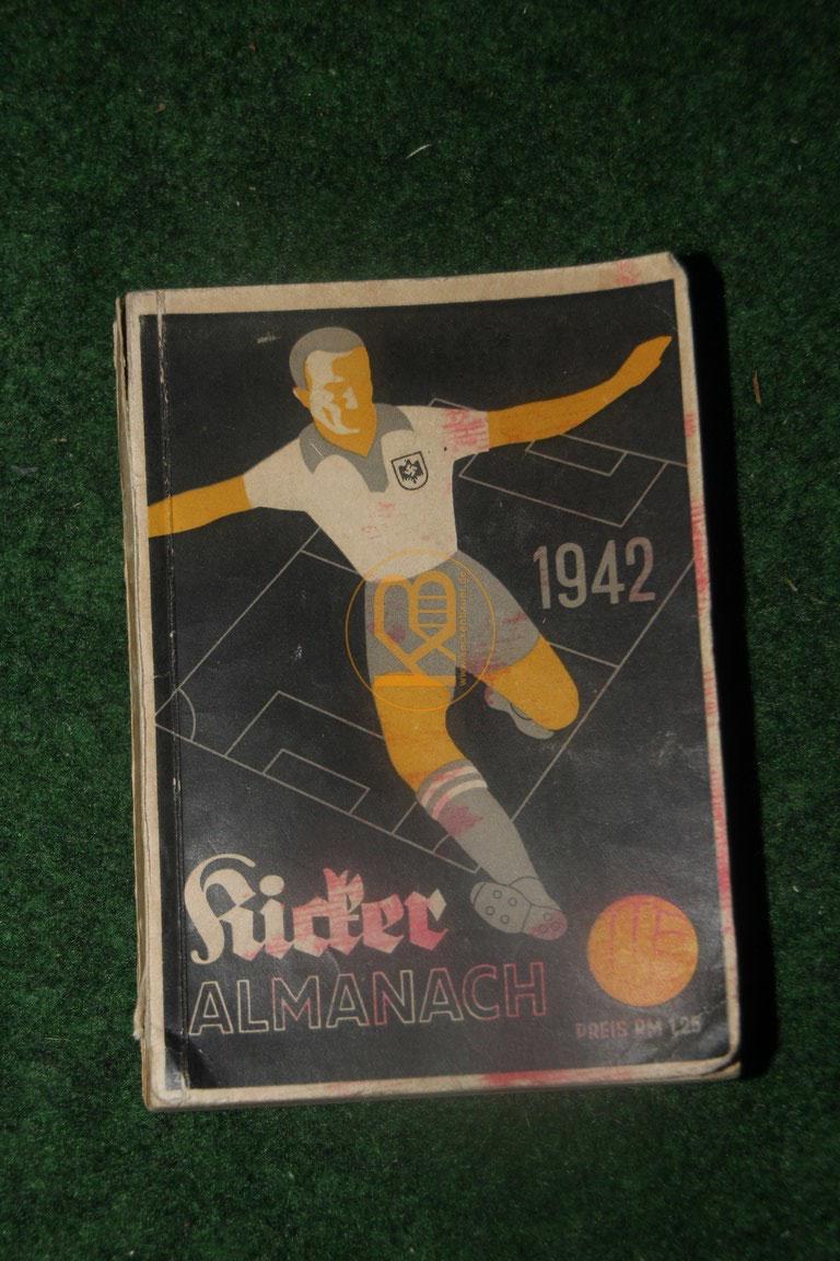 Kicker Almanach 1942.