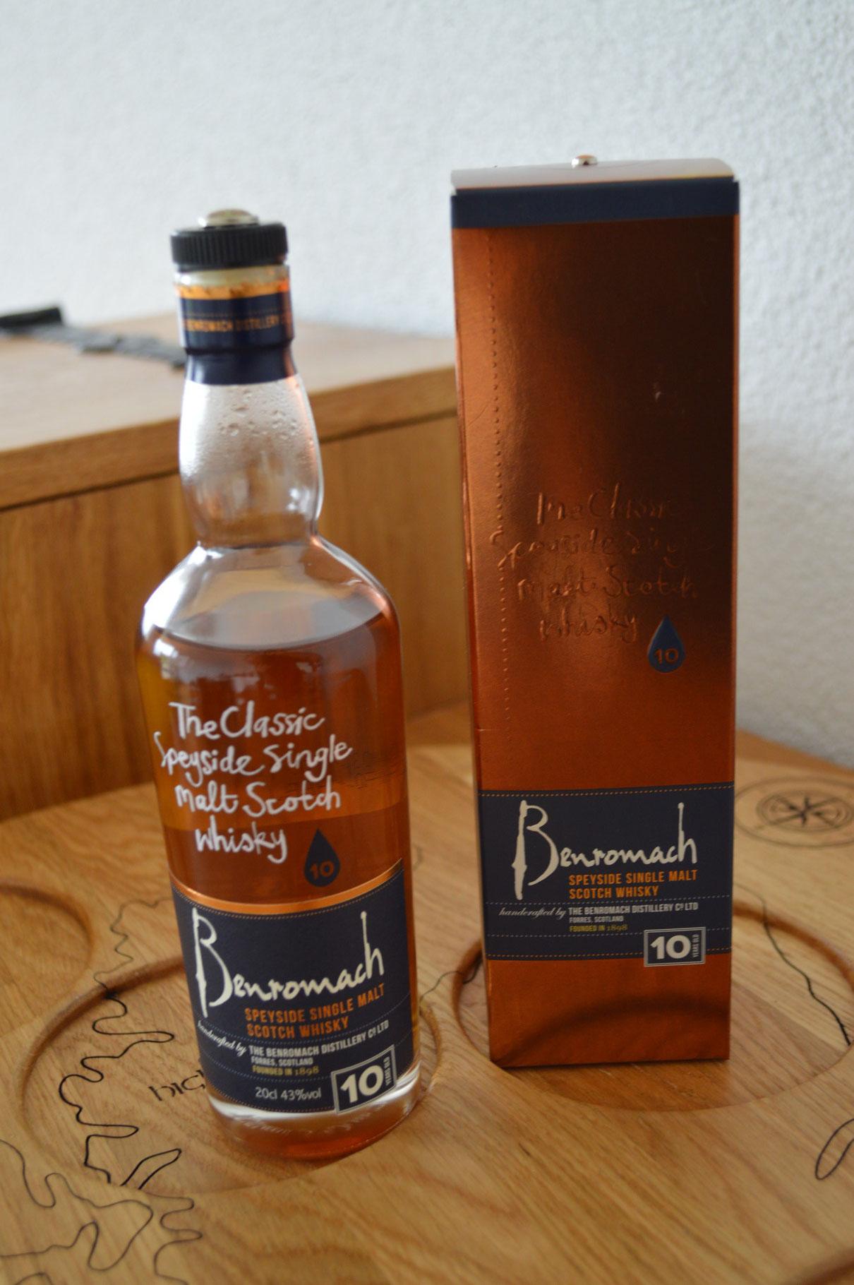 HIGHLANDS - Benromach*