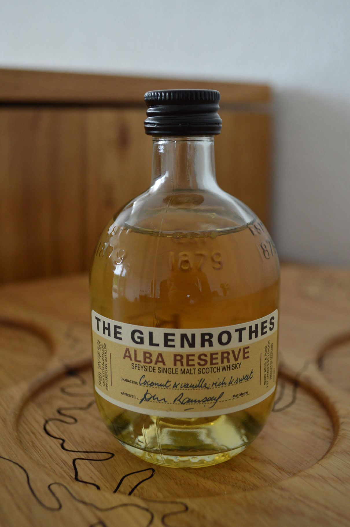 SPEYSIDE - The Glenrothes